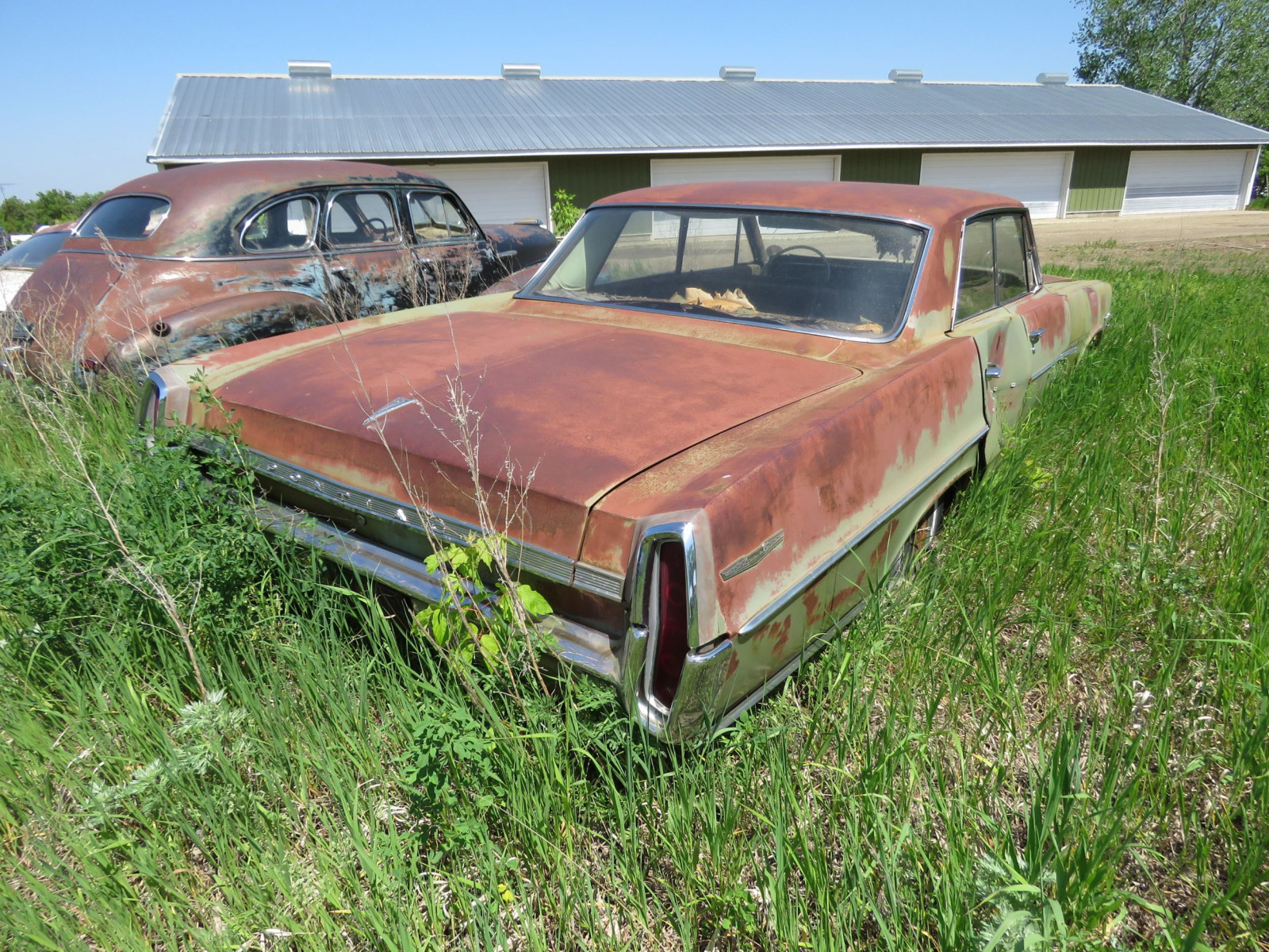 1964 Pontiac Catalina 4dr Sedan for Project or parts - Image 5