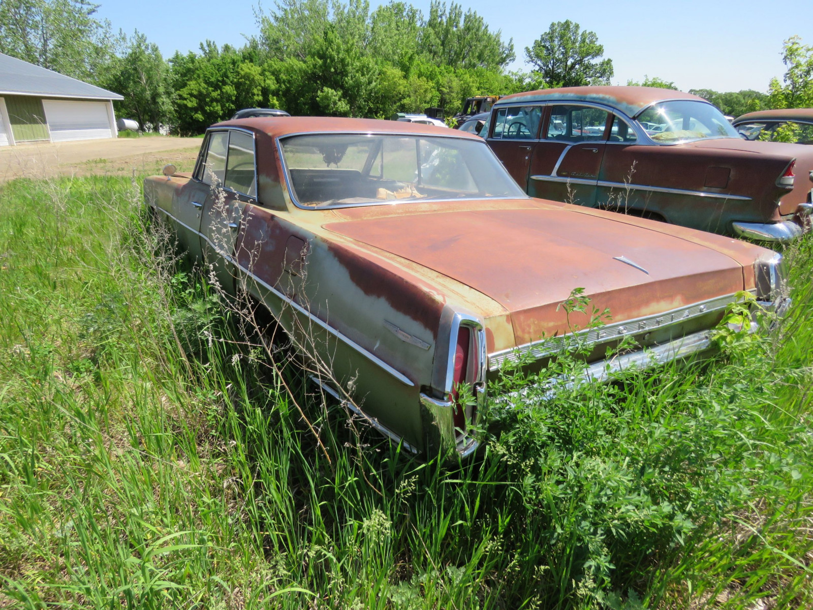 1964 Pontiac Catalina 4dr Sedan for Project or parts - Image 6