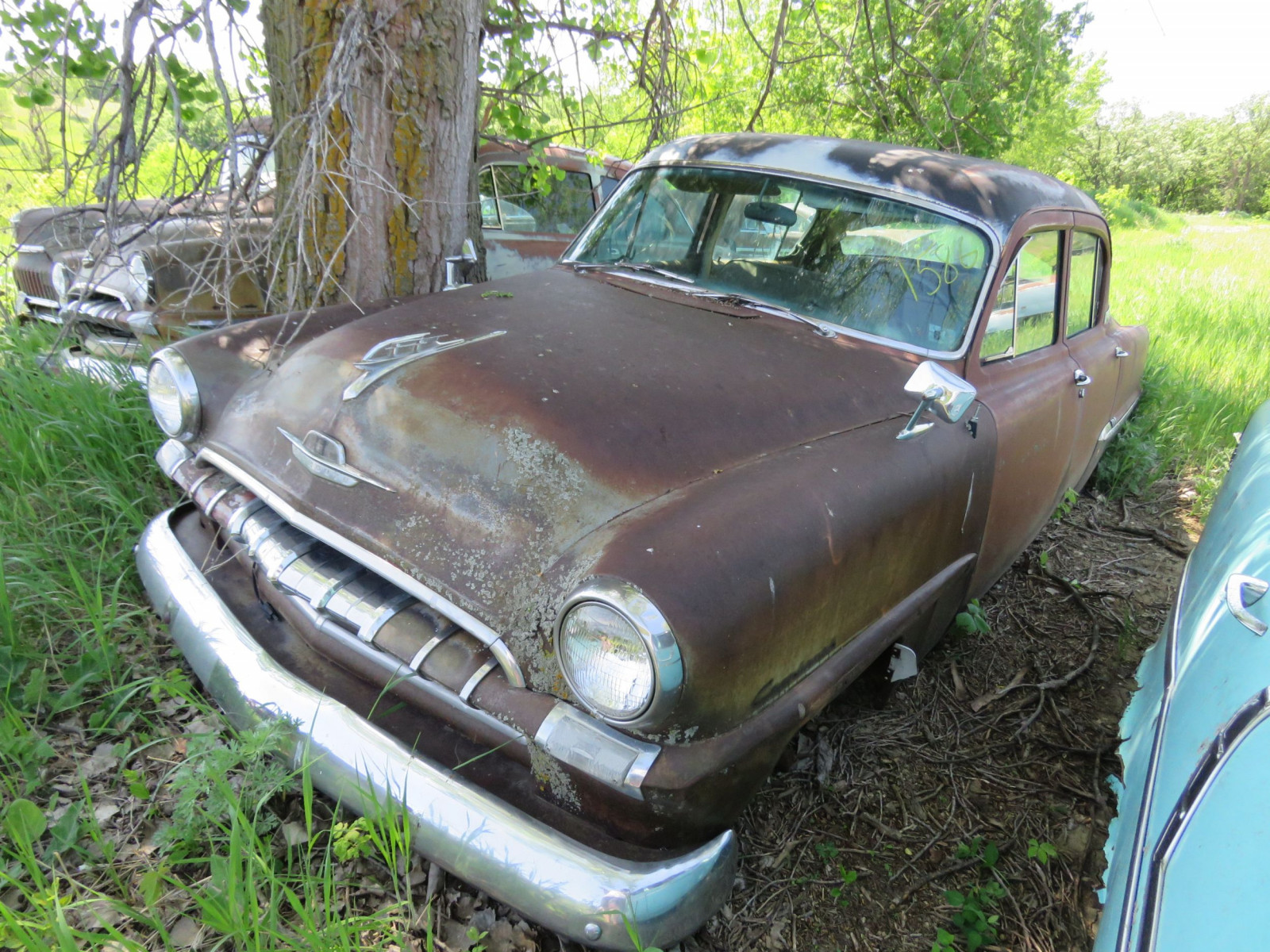 Plymouth 4dr Sedan for Rod or Restore - Image 1