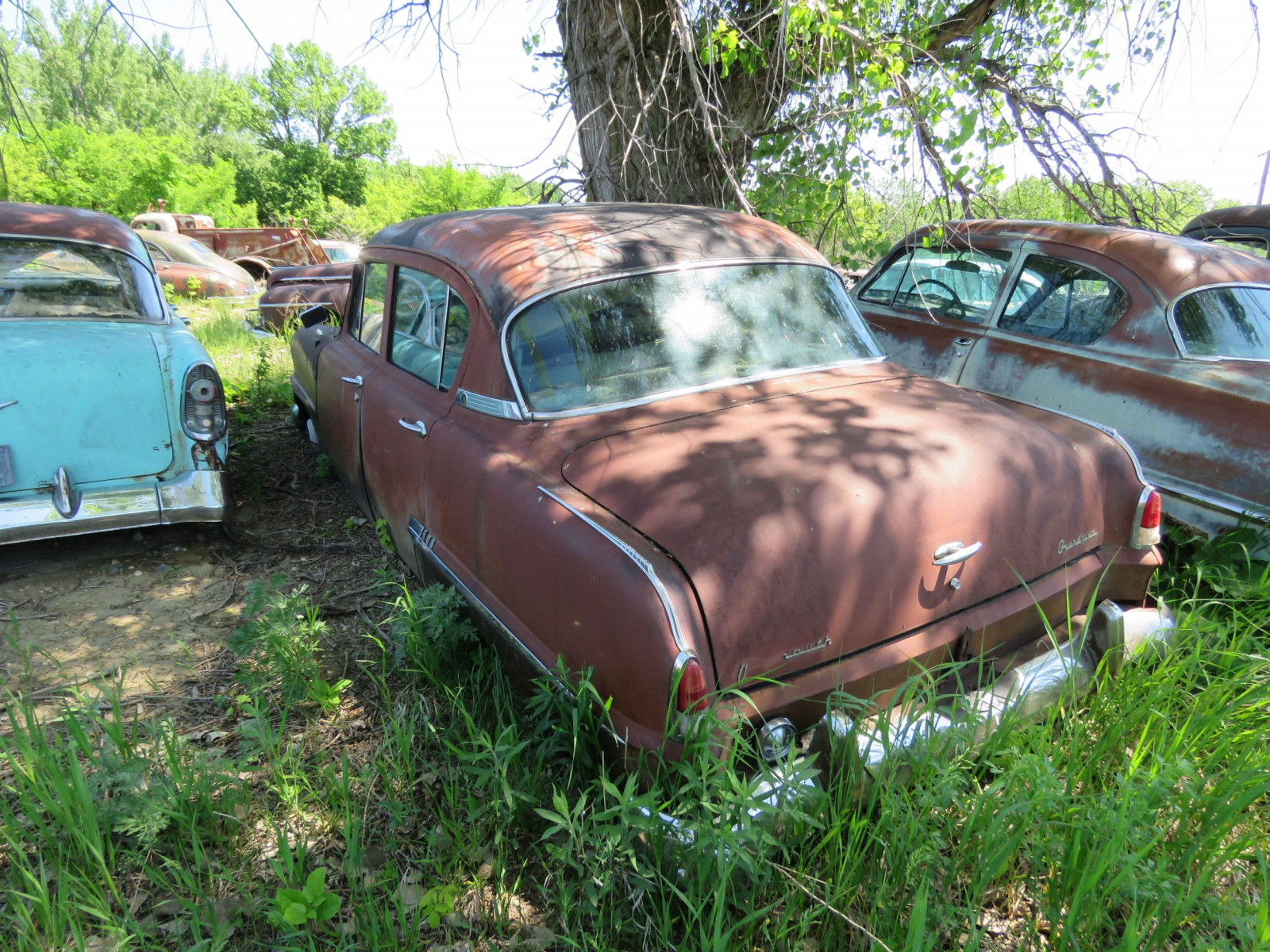 Plymouth 4dr Sedan for Rod or Restore - Image 2