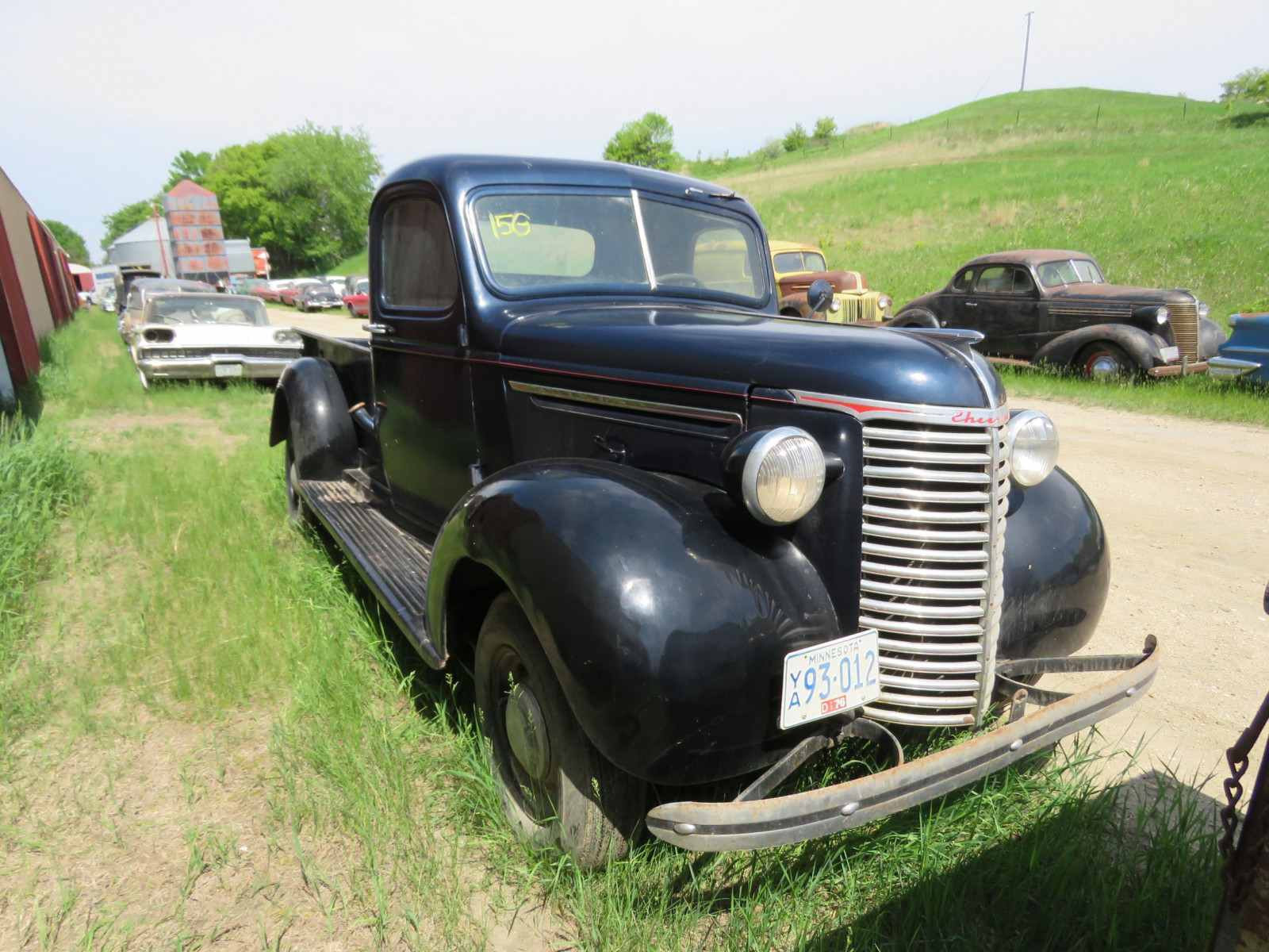 1939 Chevrolet Pickup 21JD057433 - Image 1