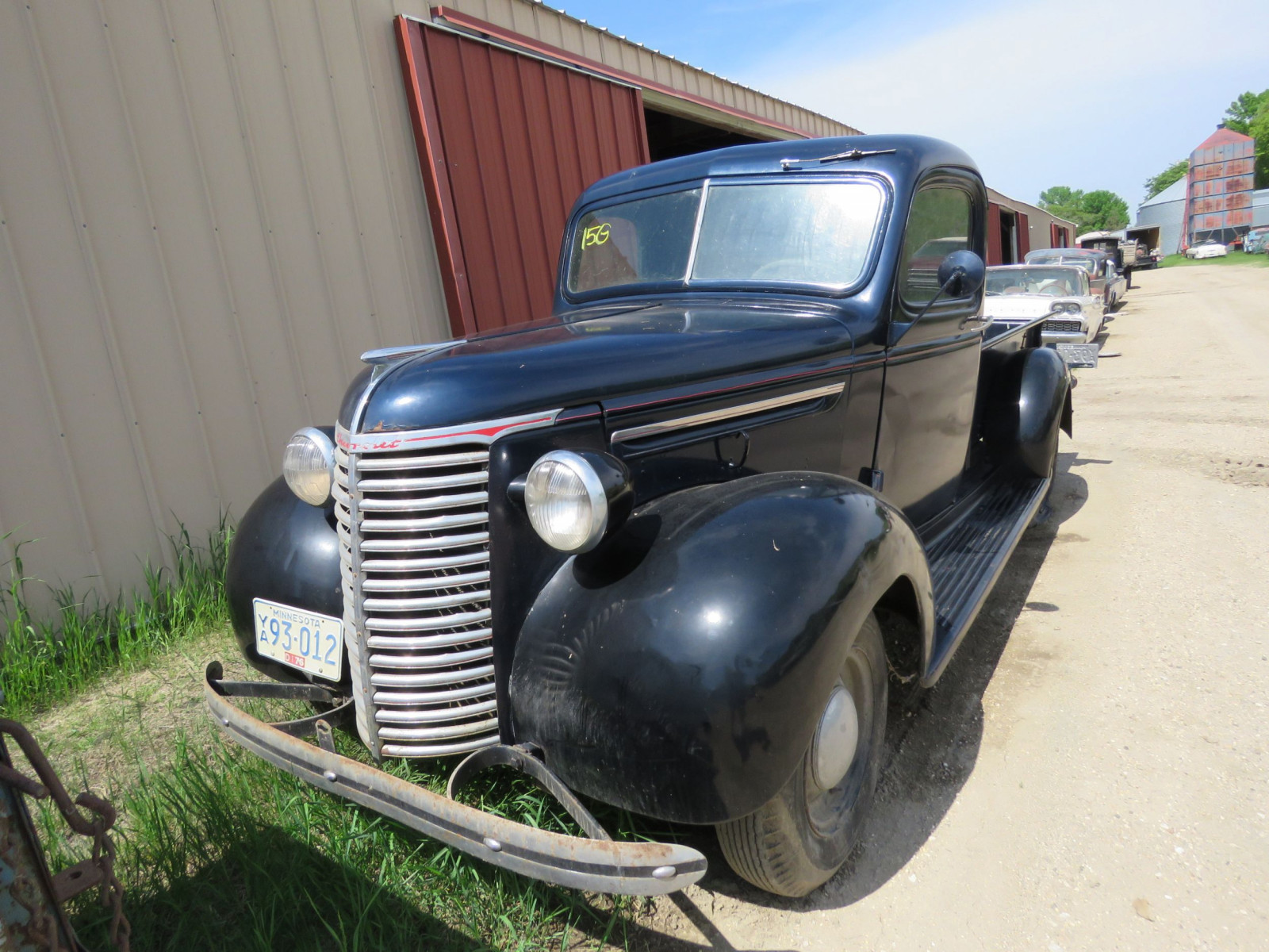 1939 Chevrolet Pickup 21JD057433 - Image 2