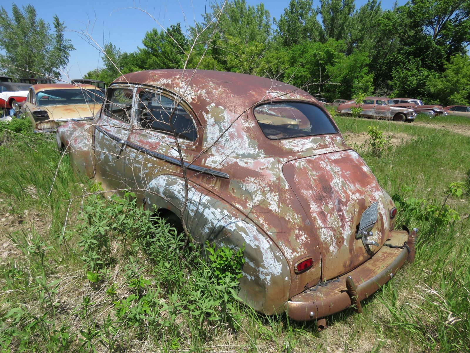 1941 Chevrolet 2dr Sedan for Project or parts - Image 5