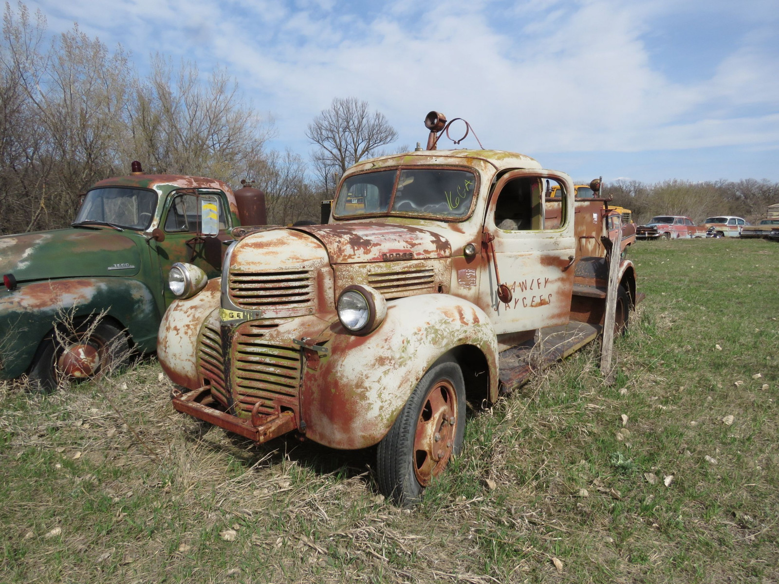 1946 Dodge Firetruck Project - Image 1