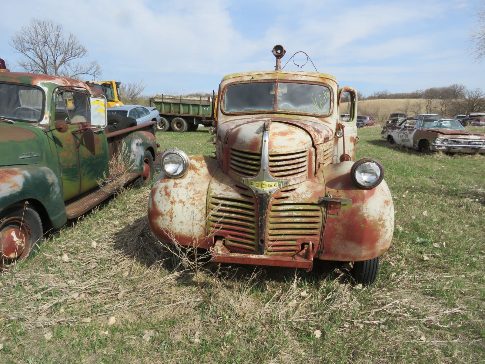 1946 Dodge Firetruck Project - Image 2