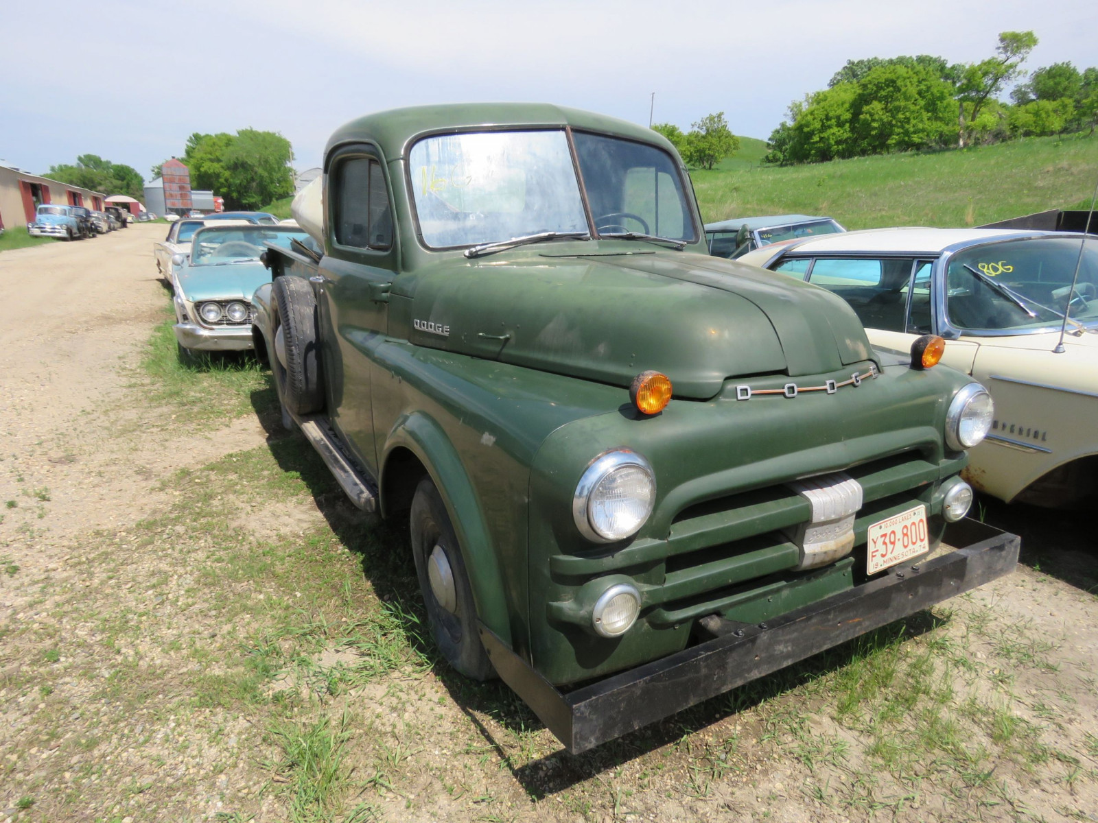 1953 Dodge Job Rated Pickup 83395544 - Image 1