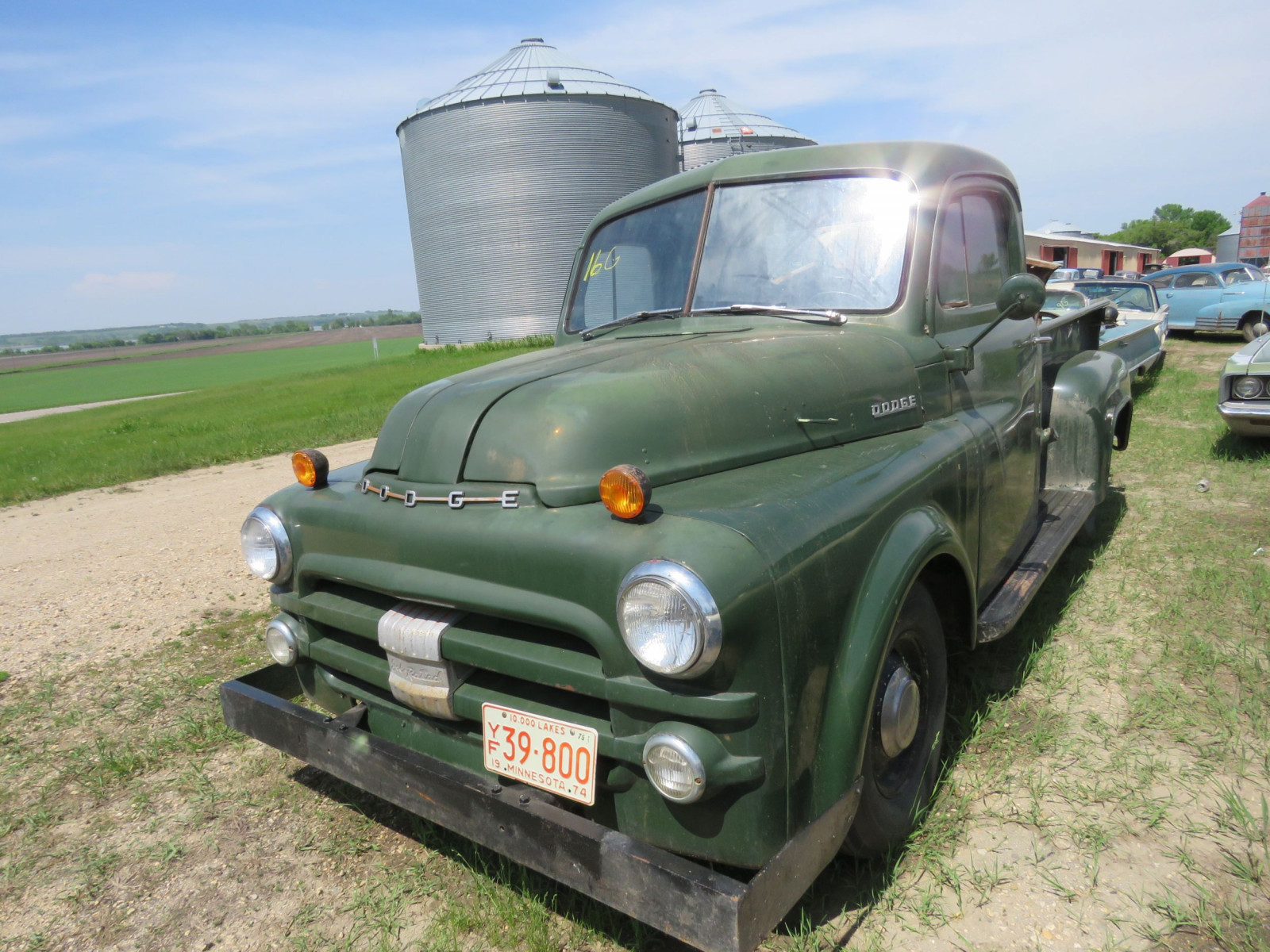 1953 Dodge Job Rated Pickup 83395544 - Image 2