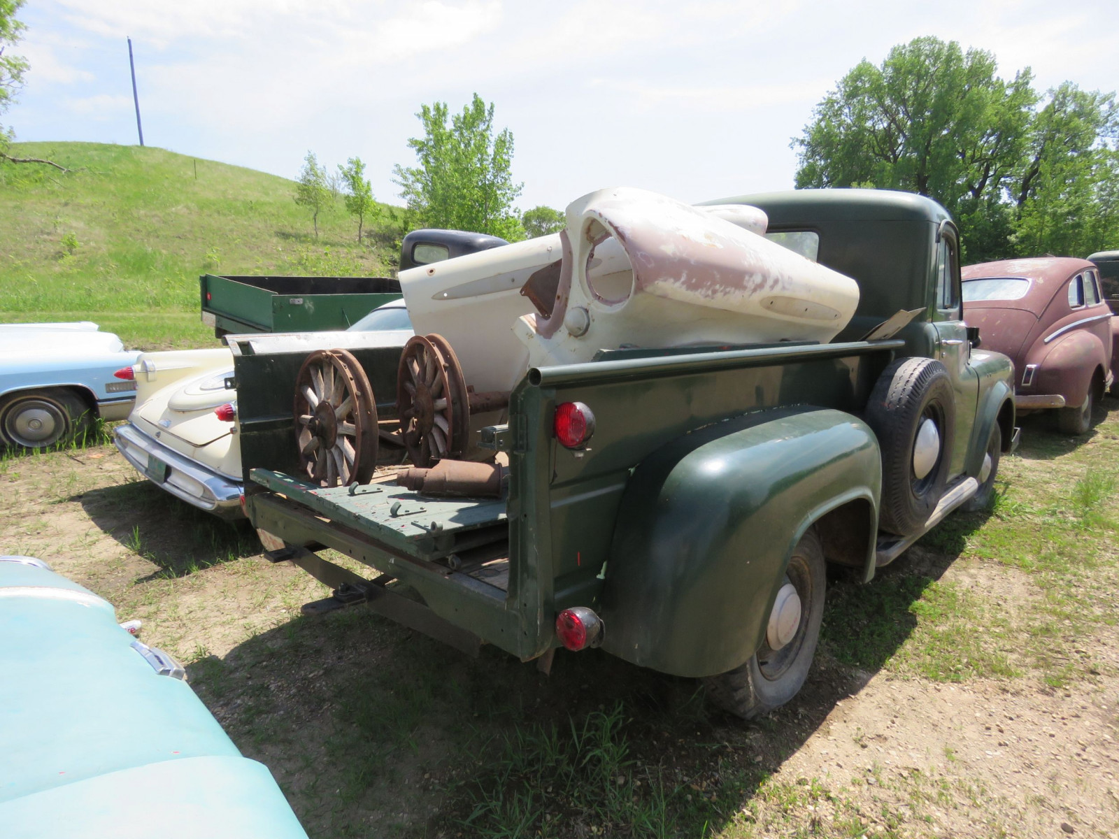 1953 Dodge Job Rated Pickup 83395544 - Image 3