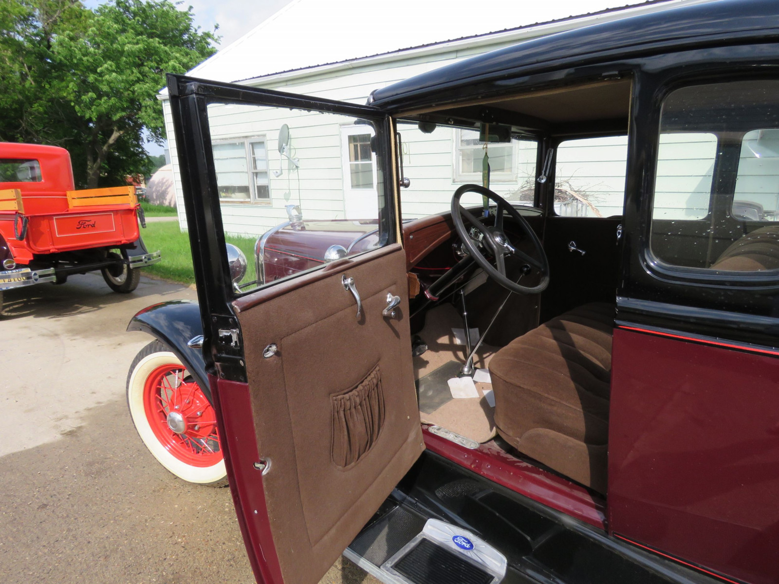 1931 Ford Model A 5 Window Rumble Seat Coupe - Image 8