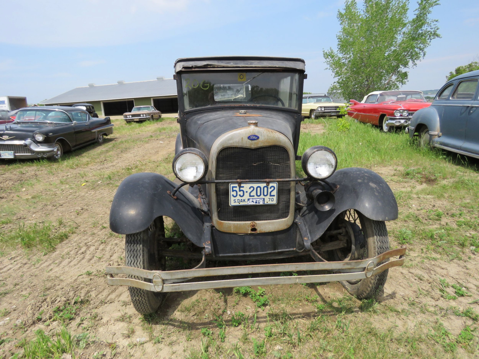 1929 Ford Model A 4dr Sedan - Image 2