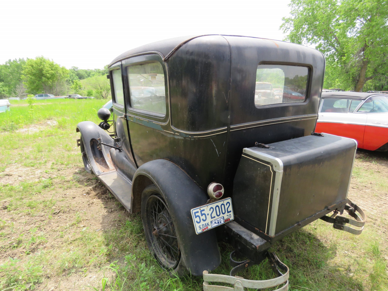 1929 Ford Model A 4dr Sedan - Image 4