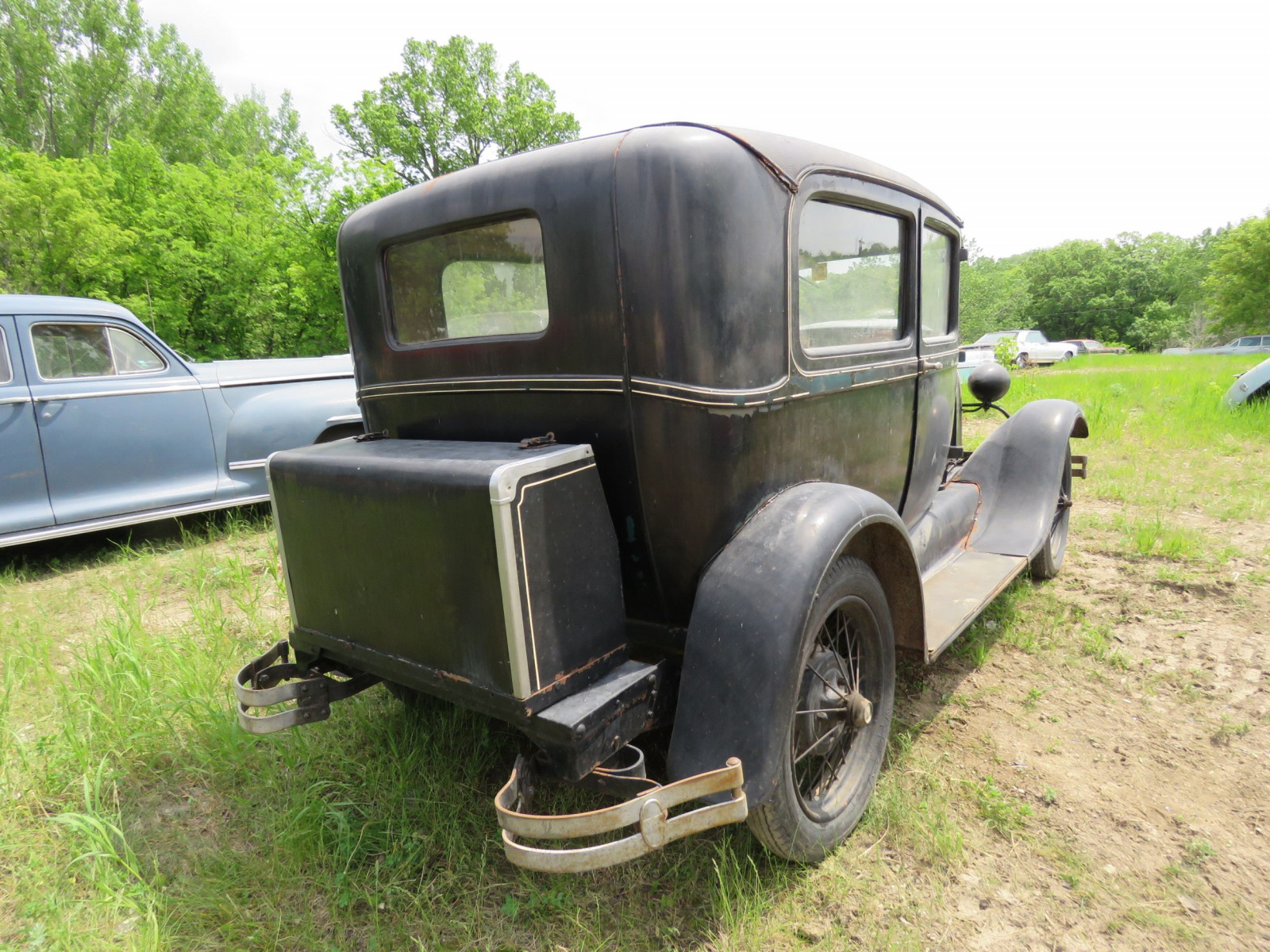 1929 Ford Model A 4dr Sedan - Image 5