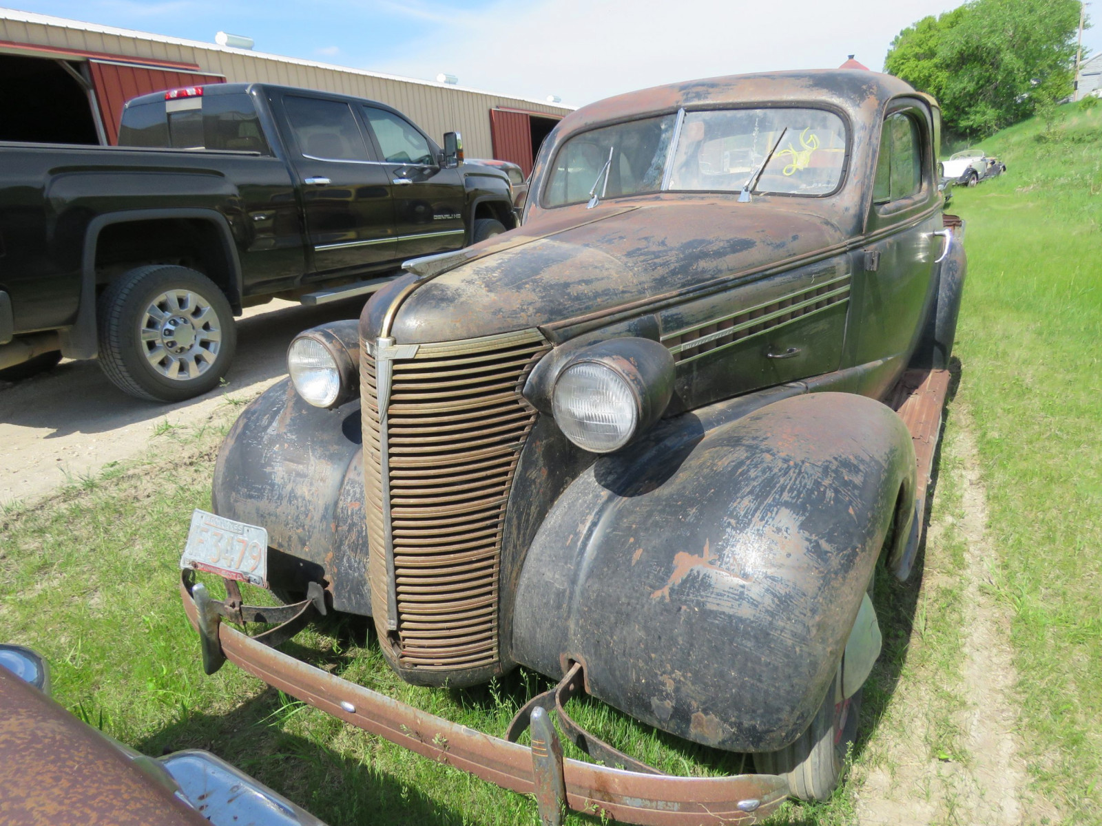 1938 Chevrolet Master Deluxe Coupe 21HA12 15228 - Image 2