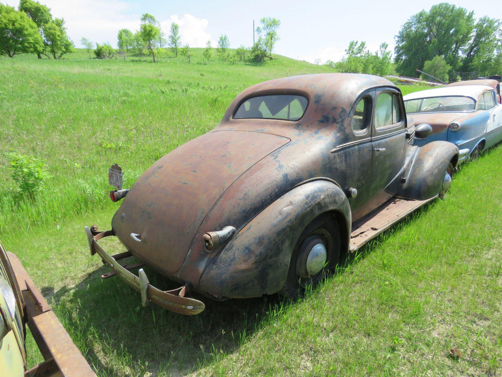 1938 Chevrolet Master Deluxe Coupe 21HA12 15228 - Image 7