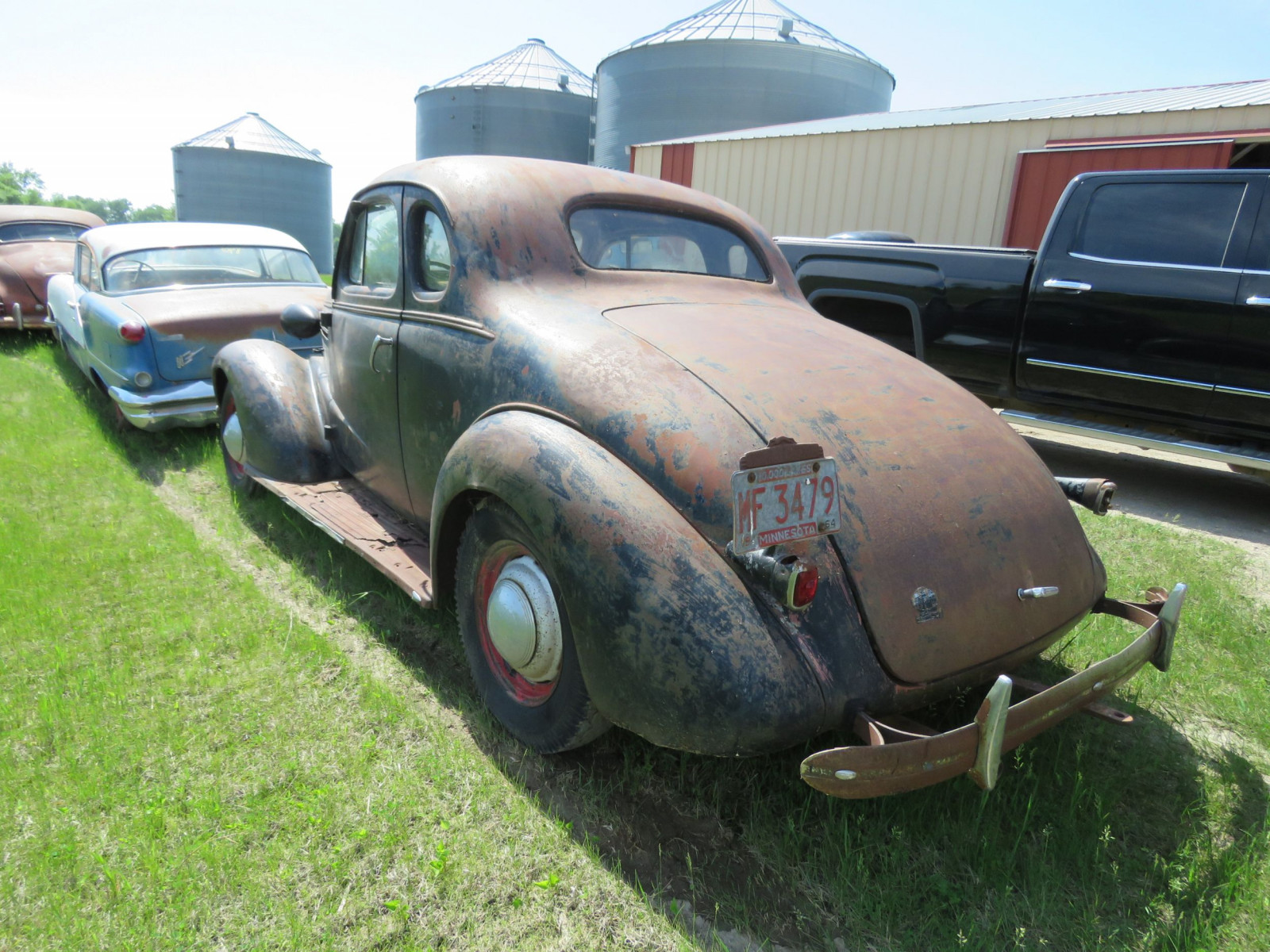 1938 Chevrolet Master Deluxe Coupe 21HA12 15228 - Image 8