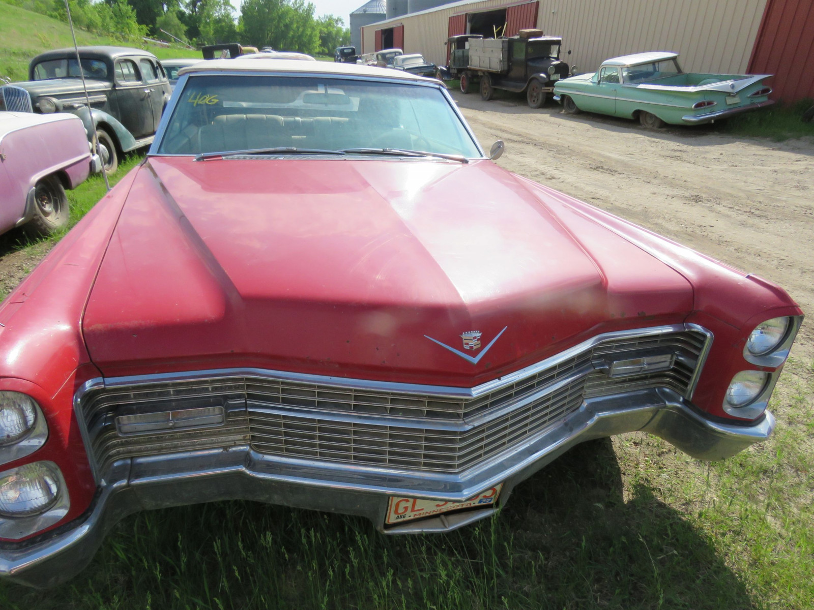 1961 Cadillac Deville Convertible F6122546 - Image 2