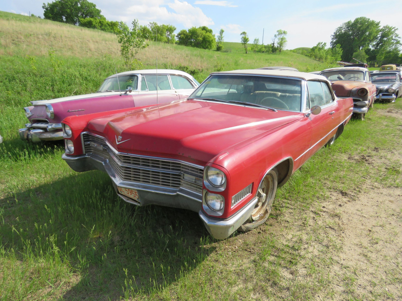 1961 Cadillac Deville Convertible F6122546 - Image 3