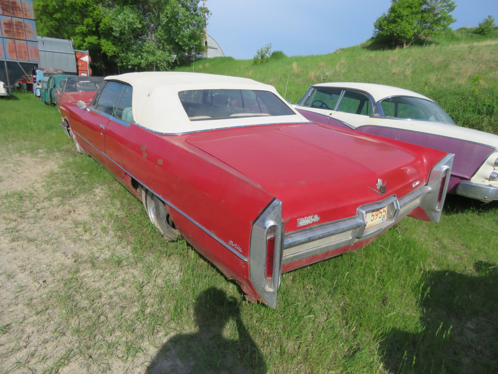 1961 Cadillac Deville Convertible F6122546 - Image 4