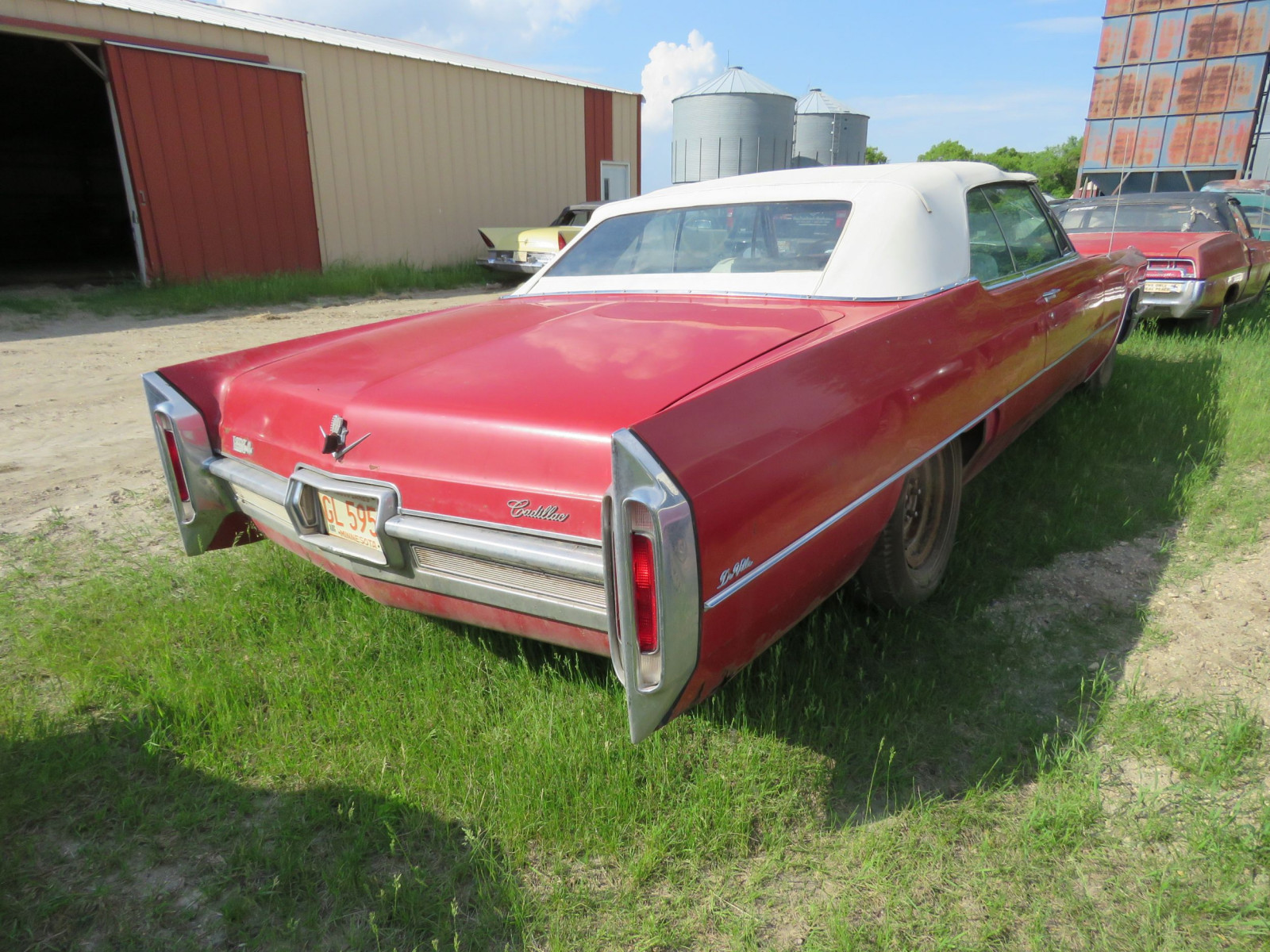 1961 Cadillac Deville Convertible F6122546 - Image 5