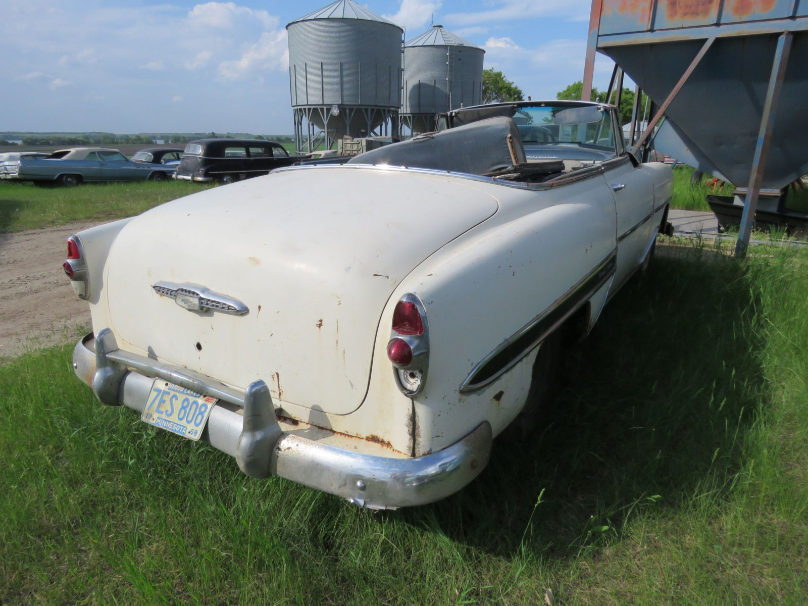 1953 Chevrolet Convertible for Restore - Image 6