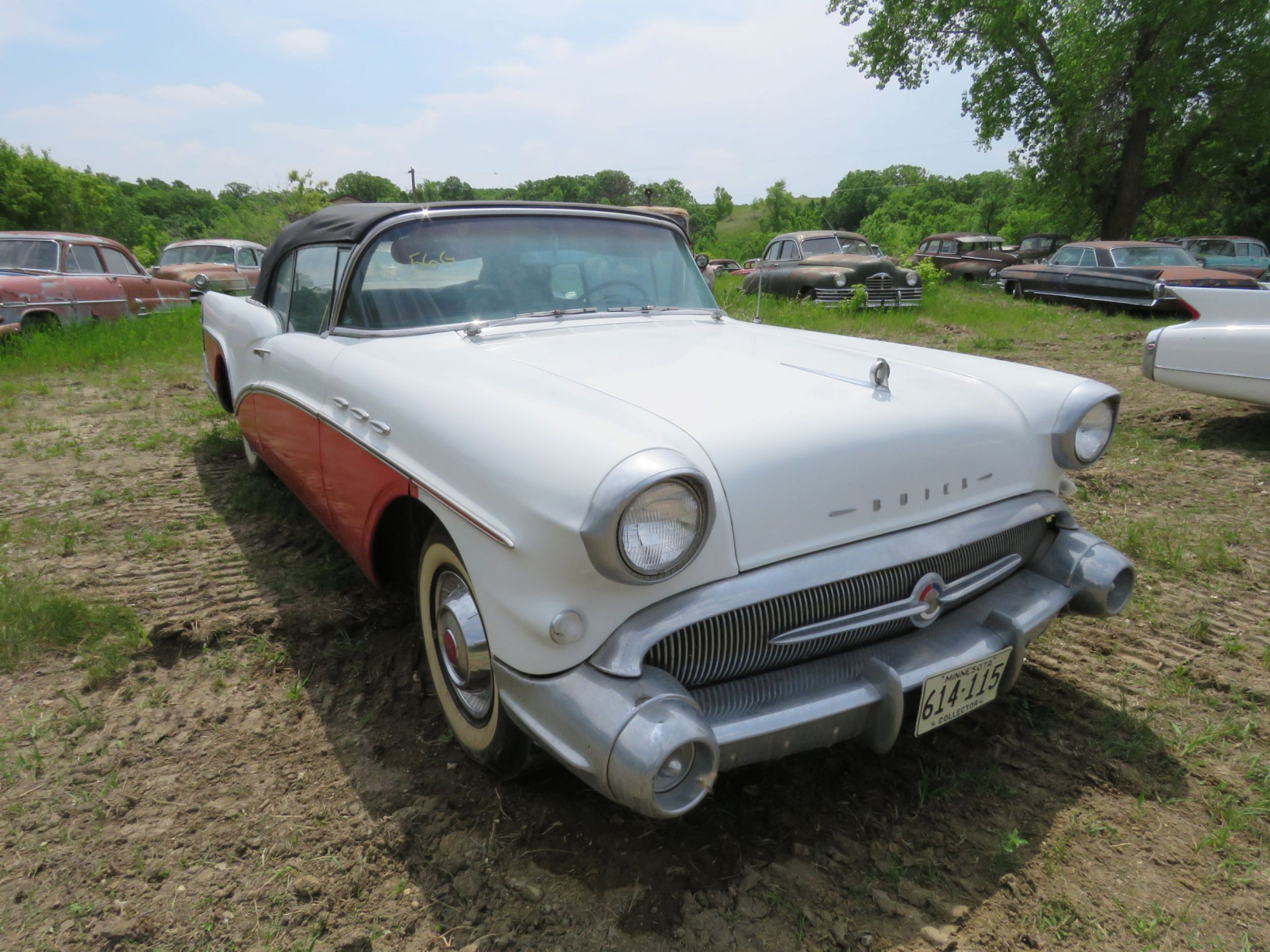 1957 Buick Special Convertible D1110085 - Image 1