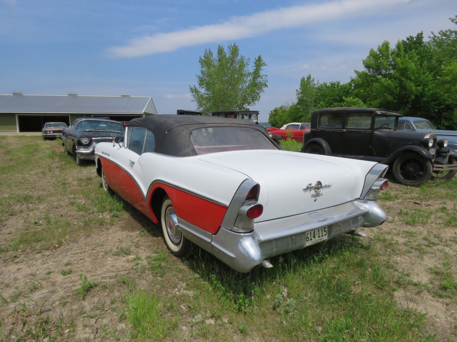 1957 Buick Special Convertible D1110085 - Image 4