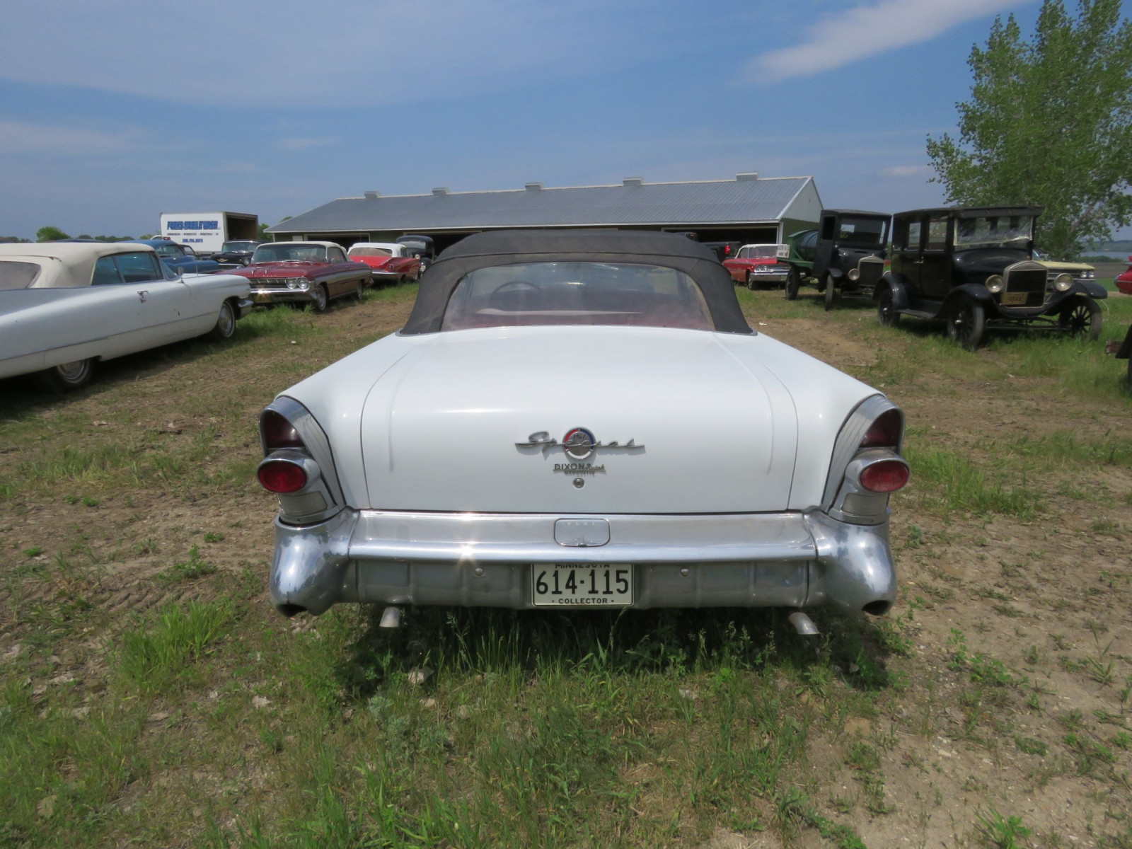 1957 Buick Special Convertible D1110085 - Image 5