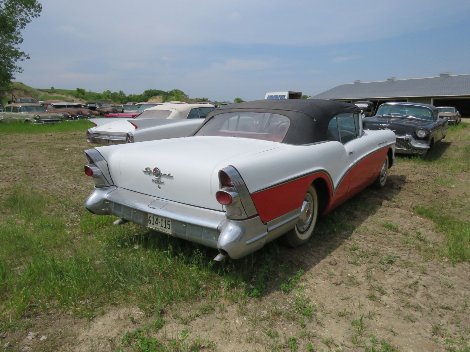 1957 Buick Special Convertible D1110085 - Image 6