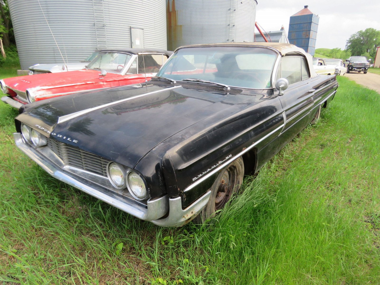 1962 Oldsmobile Dynamic 88 Convertible 622M23255 - Image 3