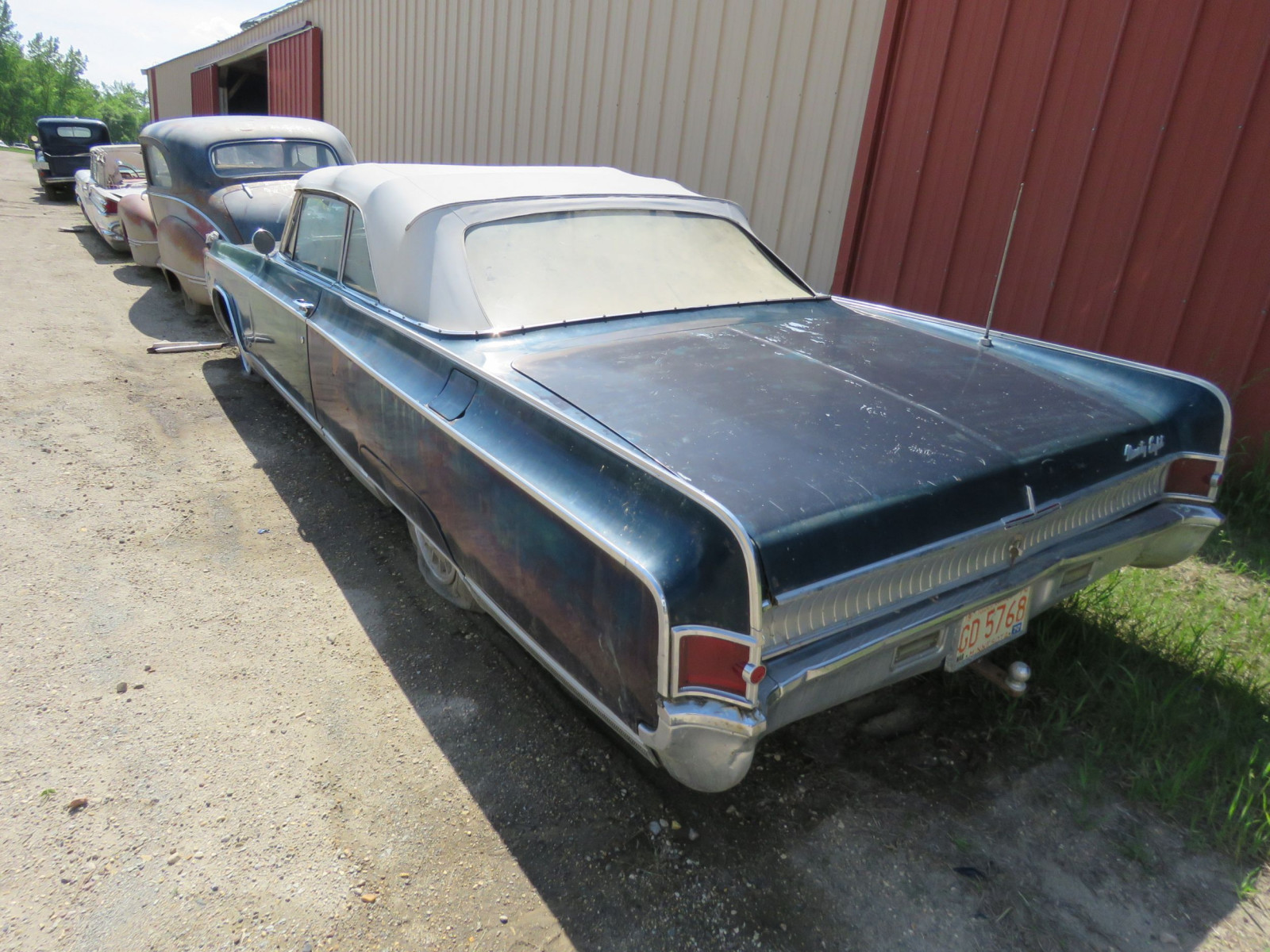 1964 Oldsmobile 98 Convertible 884M302945 - Image 6