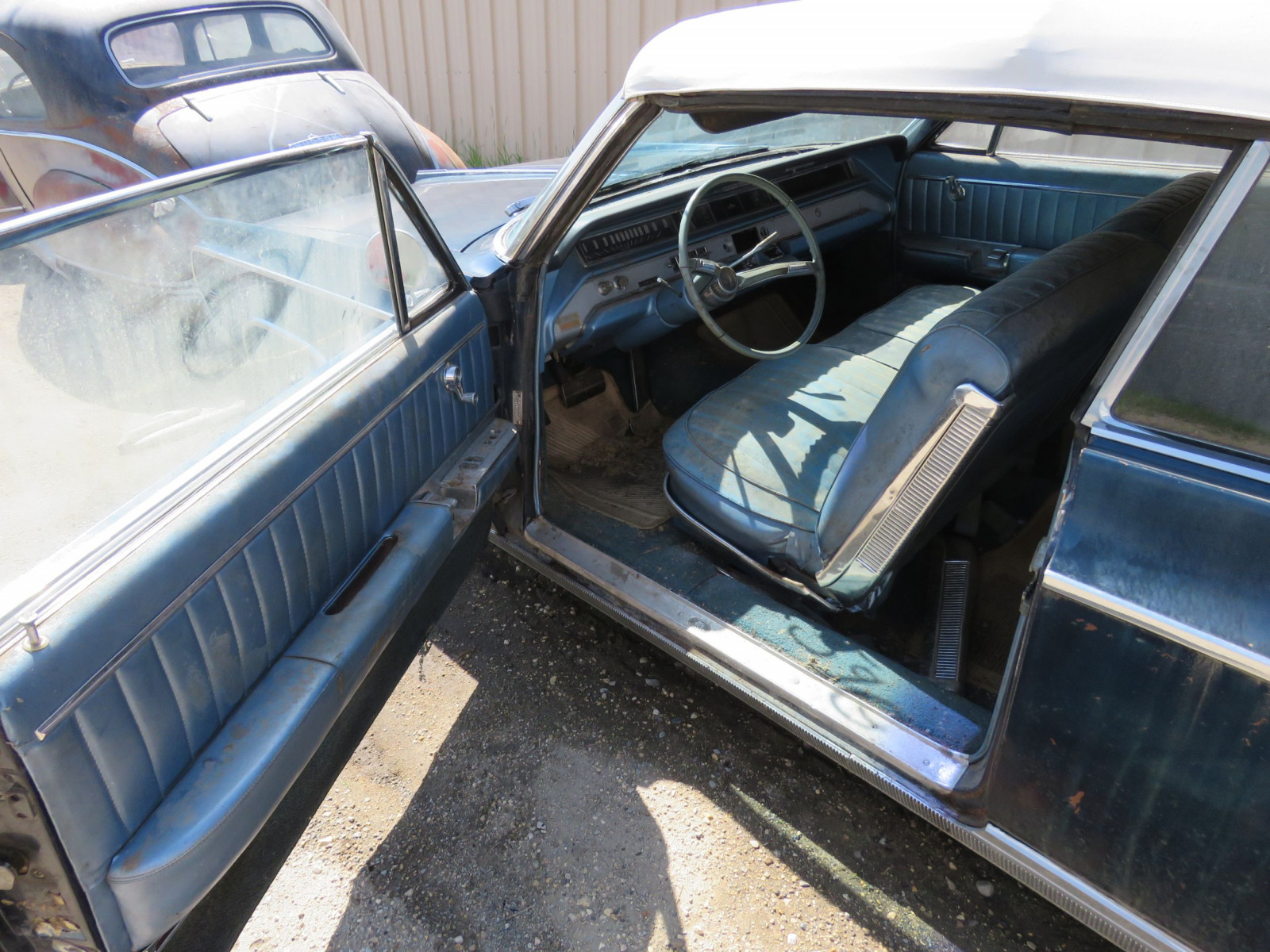 1964 Oldsmobile 98 Convertible 884M302945 - Image 7