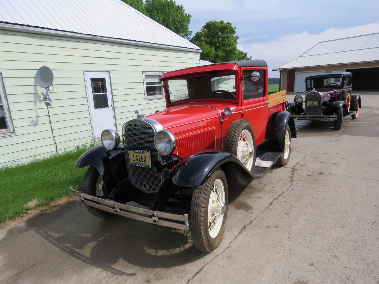 1931 Ford Model A Pickup - Image 1