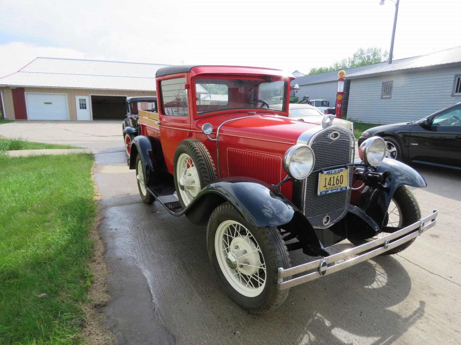 1931 Ford Model A Pickup - Image 3