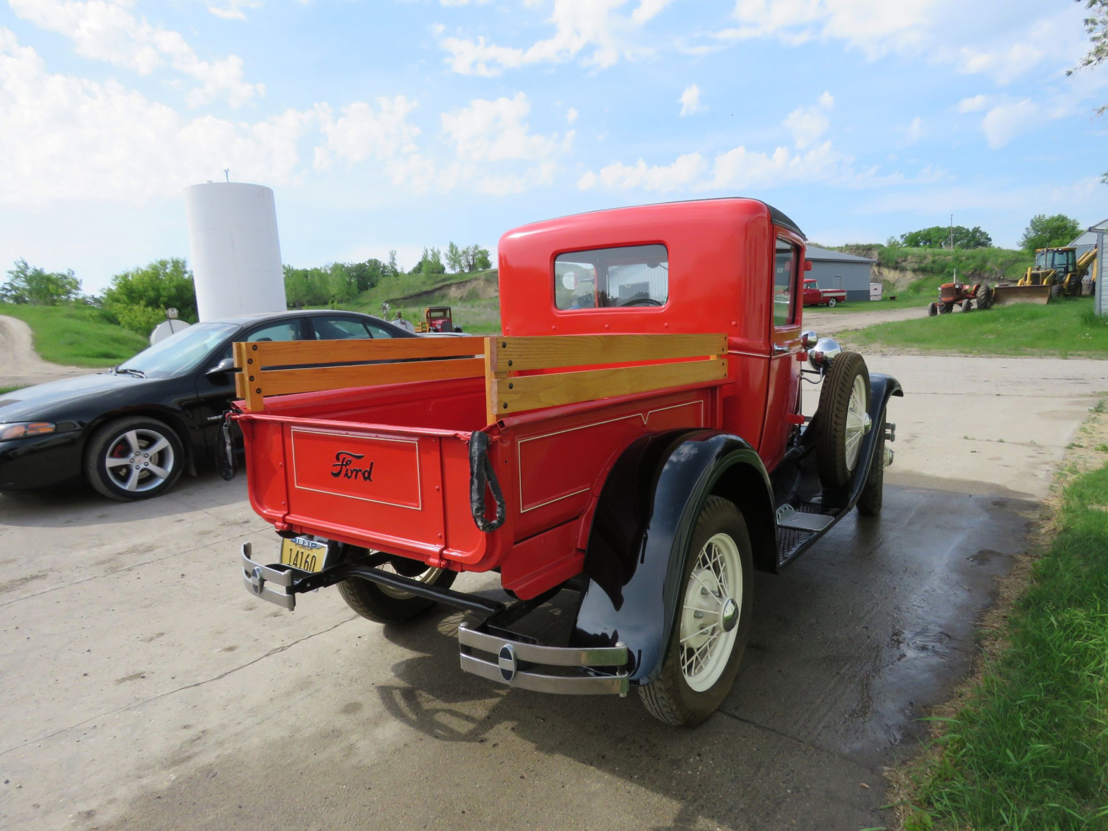 1931 Ford Model A Pickup - Image 4