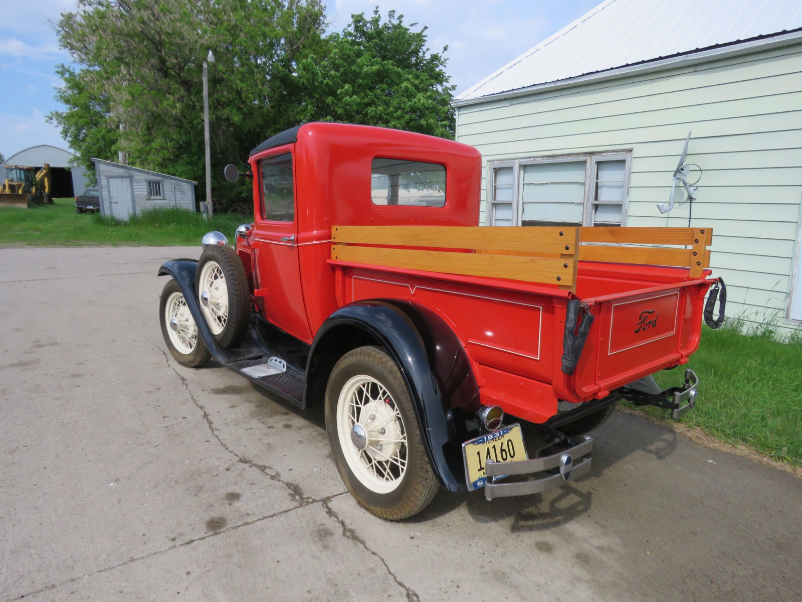1931 Ford Model A Pickup - Image 7