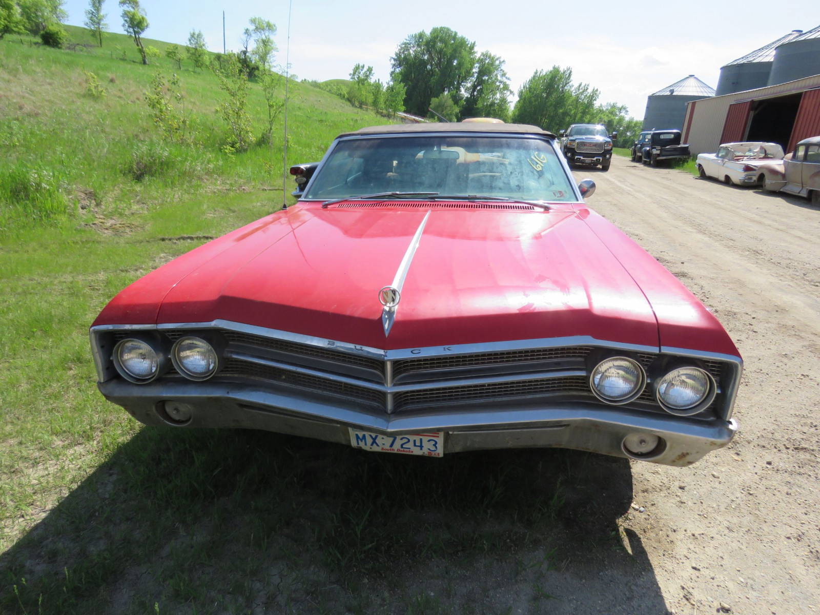 1965 Buick Electra 225 Convertible 484675H286474 - Image 2