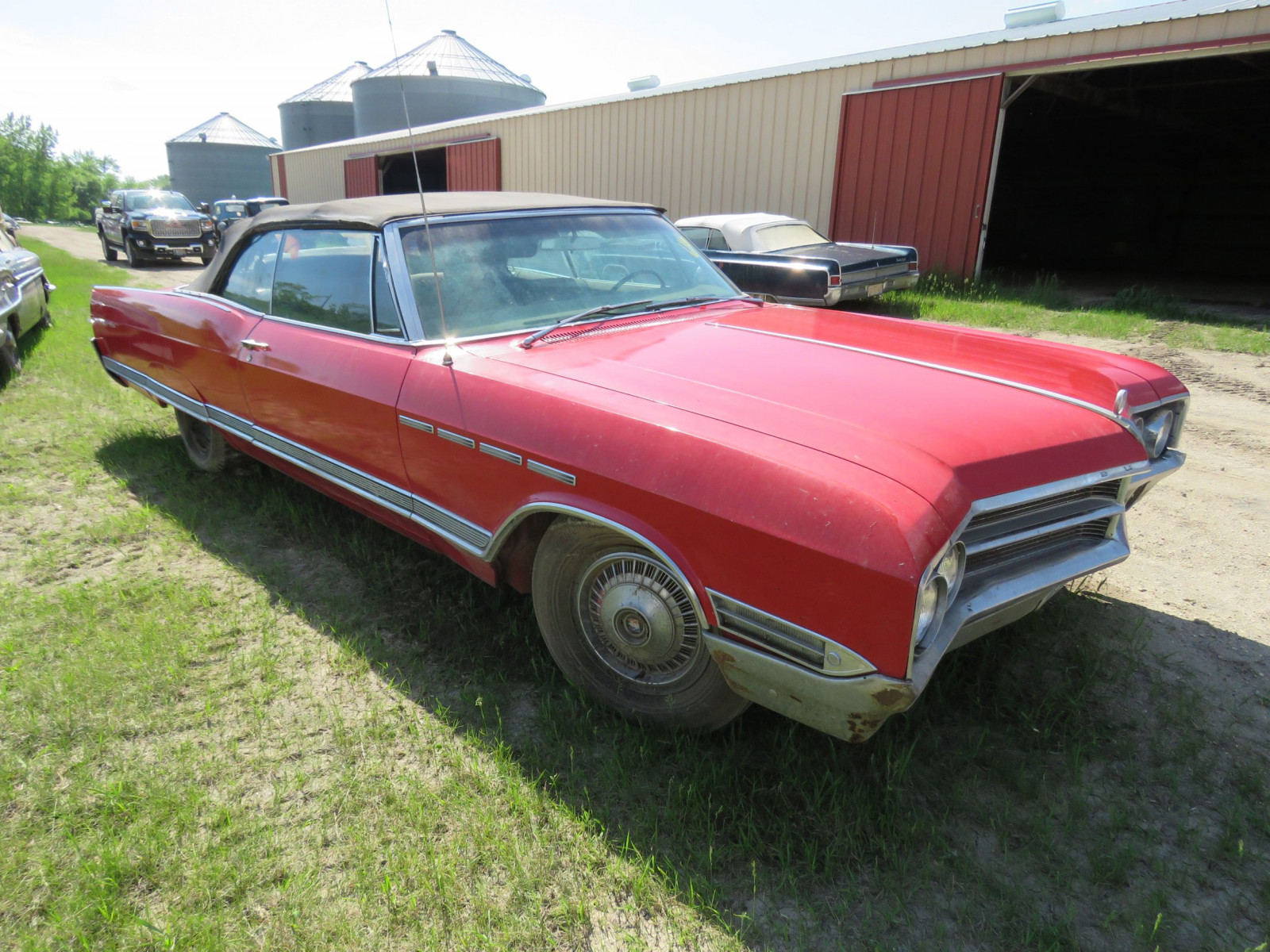 1965 Buick Electra 225 Convertible 484675H286474 - Image 3
