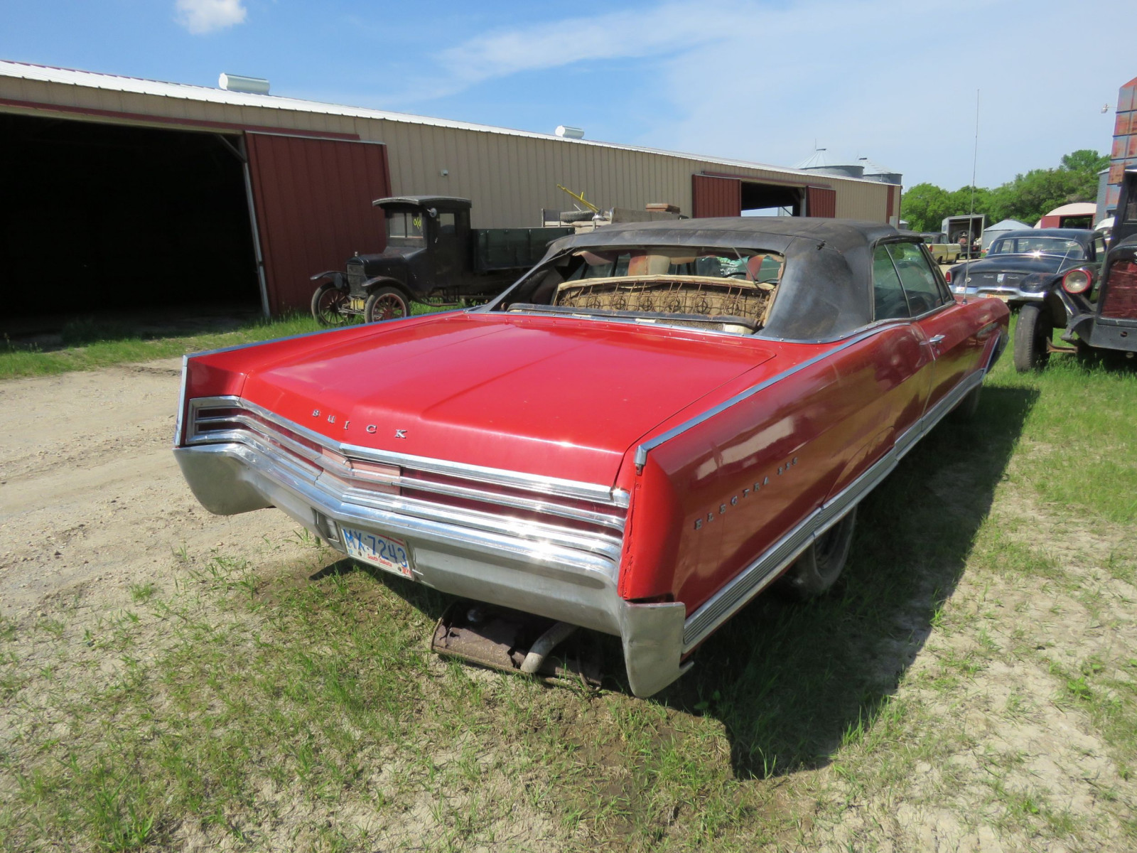 1965 Buick Electra 225 Convertible 484675H286474 - Image 5