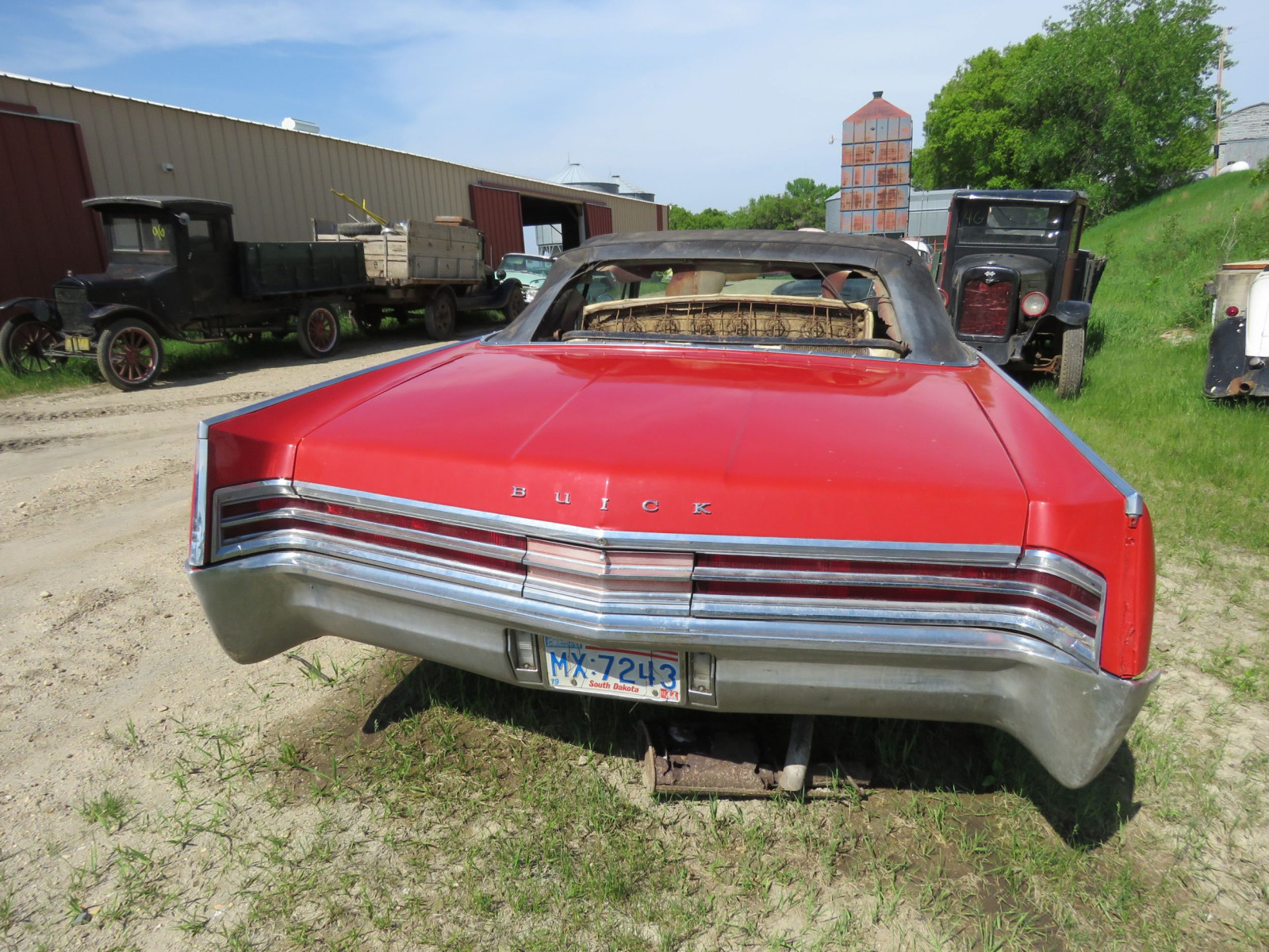 1965 Buick Electra 225 Convertible 484675H286474 - Image 6