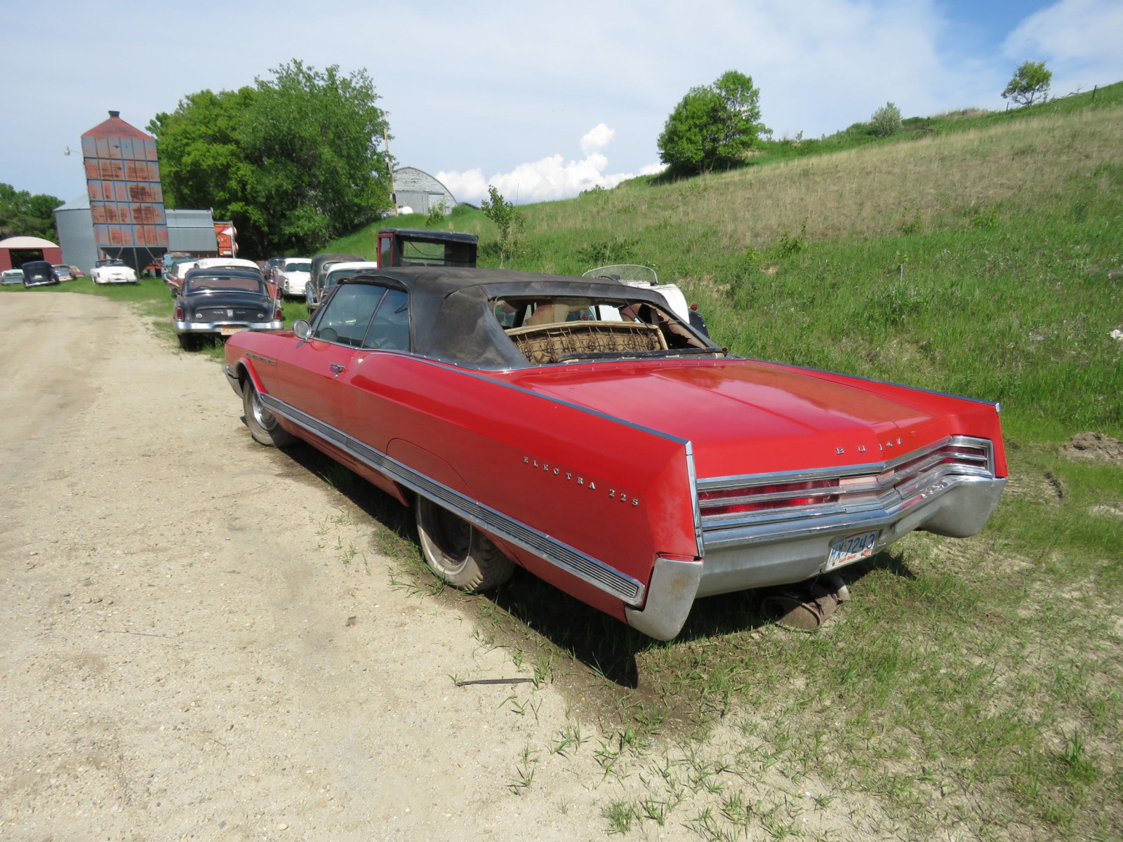 1965 Buick Electra 225 Convertible 484675H286474 - Image 7