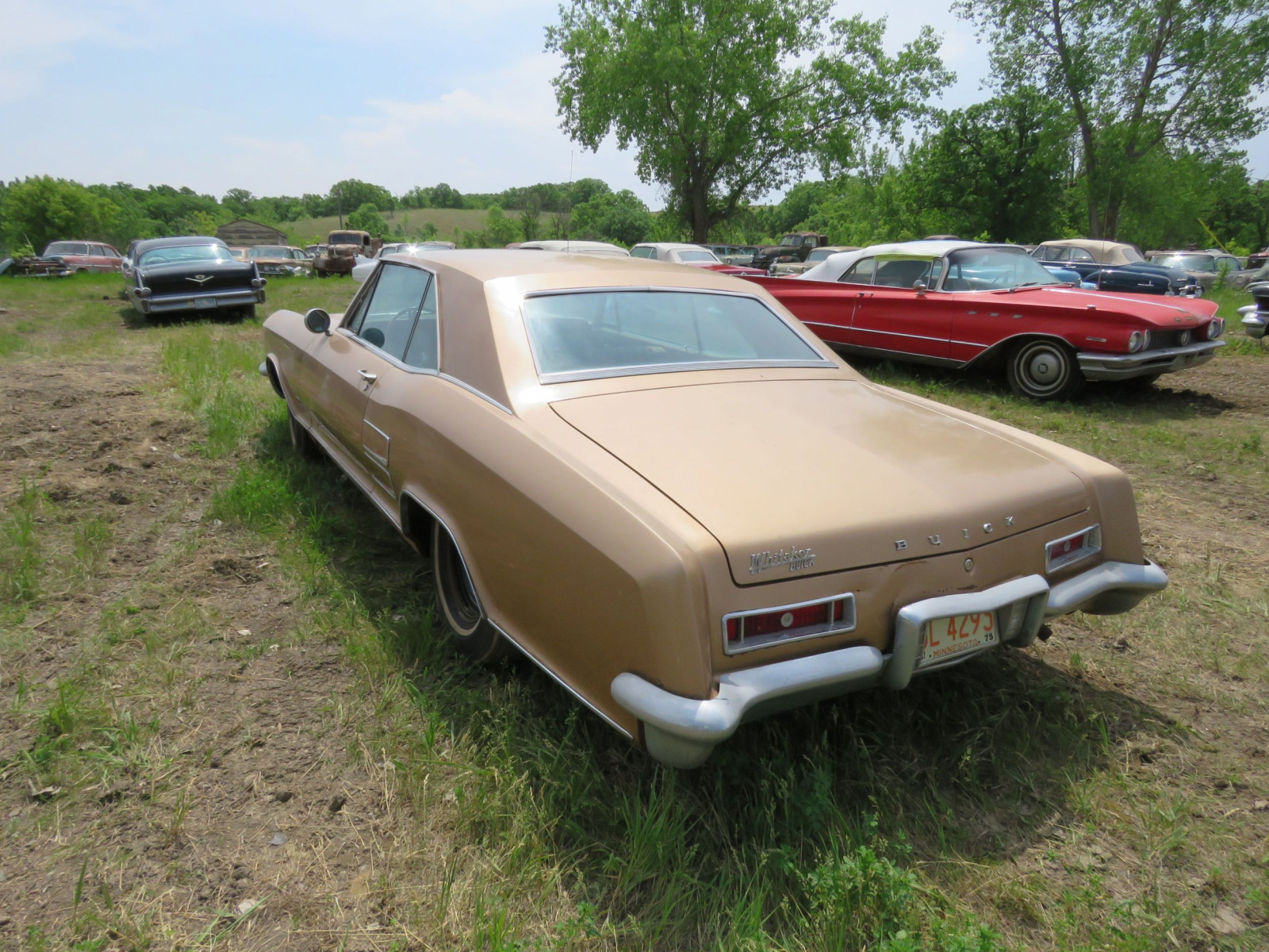 1967 Buick Riviera Coupe 7J1057263 - Image 5