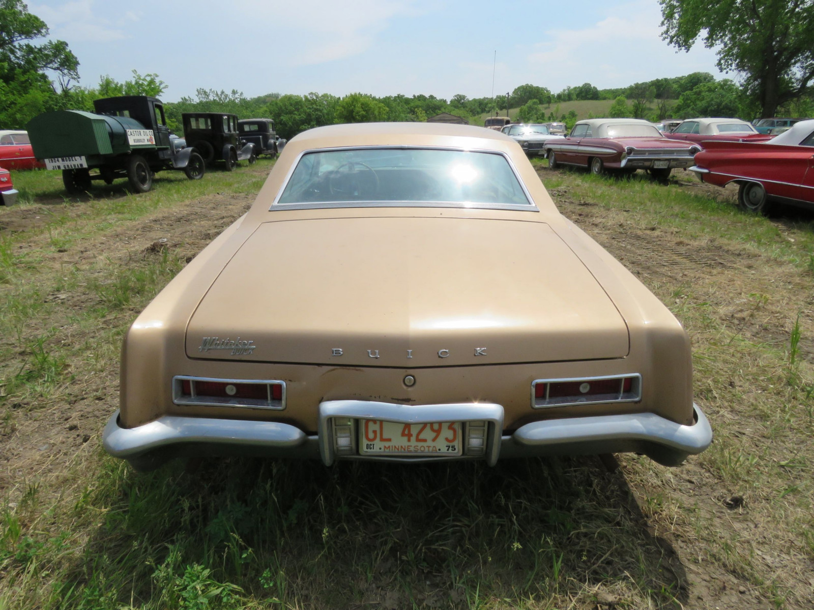 1967 Buick Riviera Coupe 7J1057263 - Image 6
