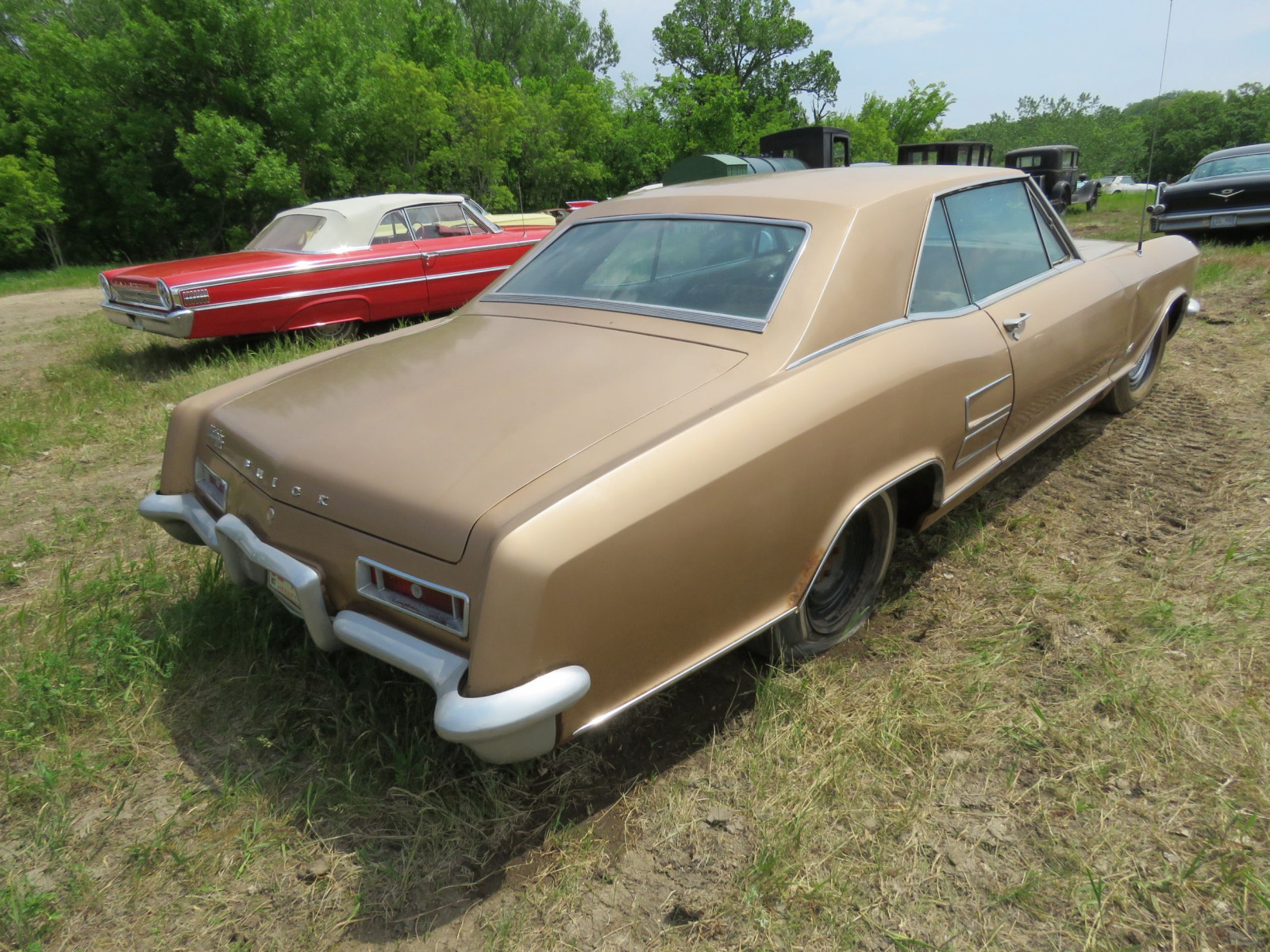 1967 Buick Riviera Coupe 7J1057263 - Image 7