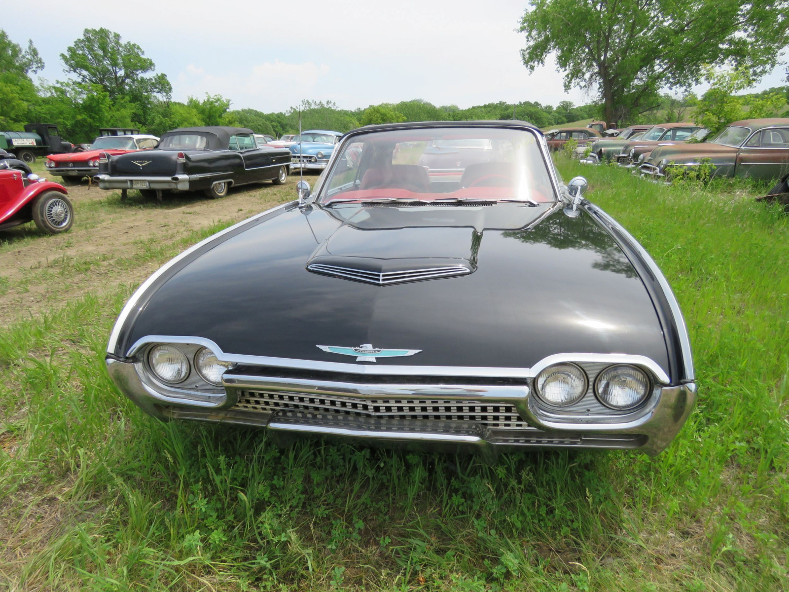 1962 Ford Thunderbird Convertible - Image 2