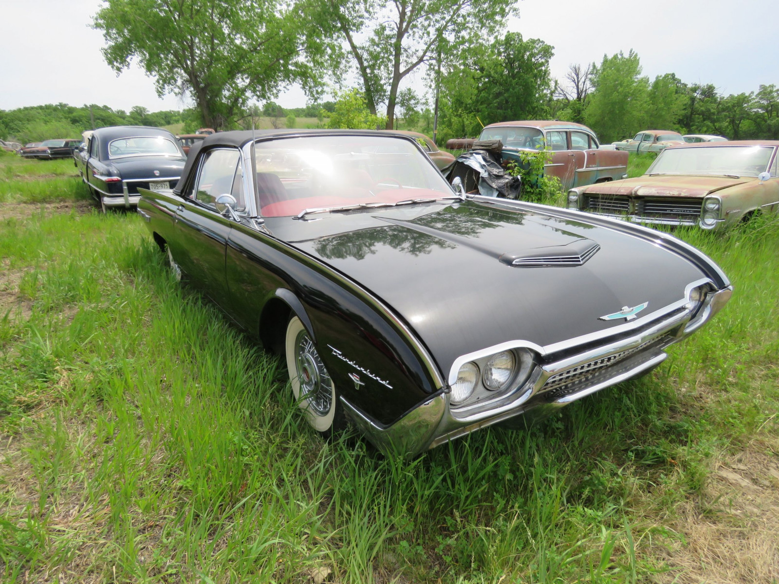 1962 Ford Thunderbird Convertible - Image 3
