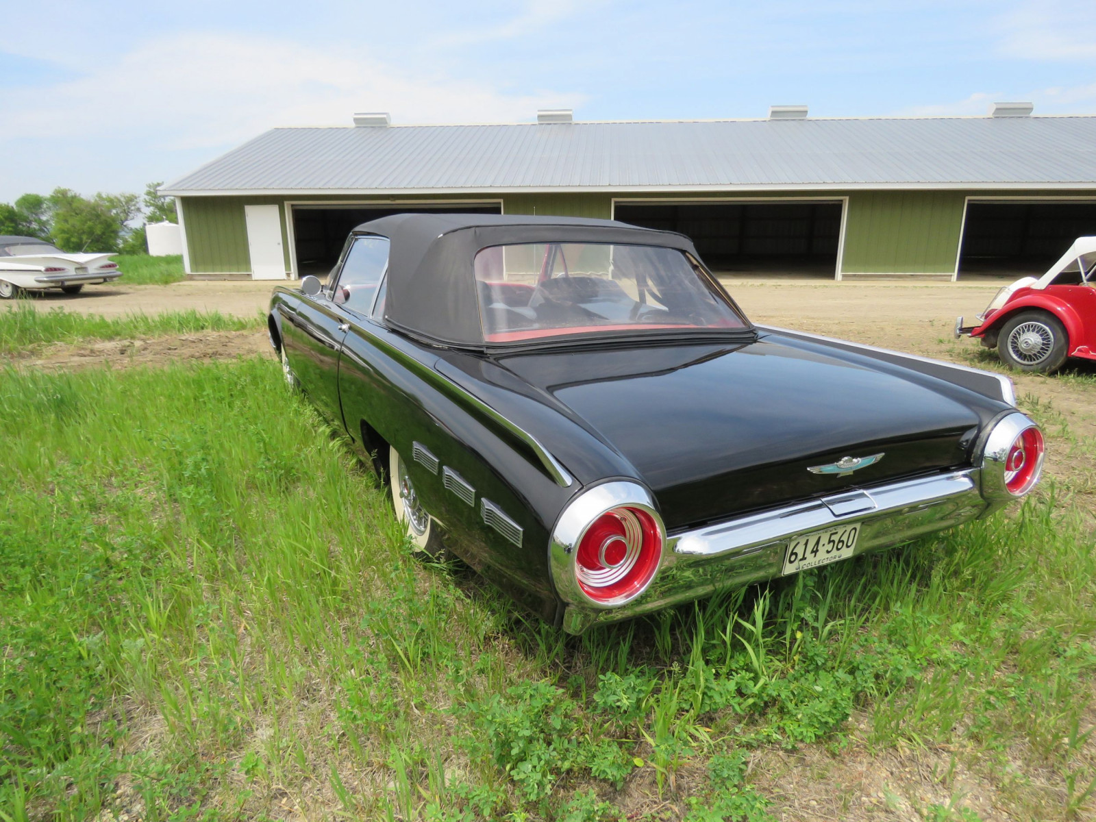 1962 Ford Thunderbird Convertible - Image 6