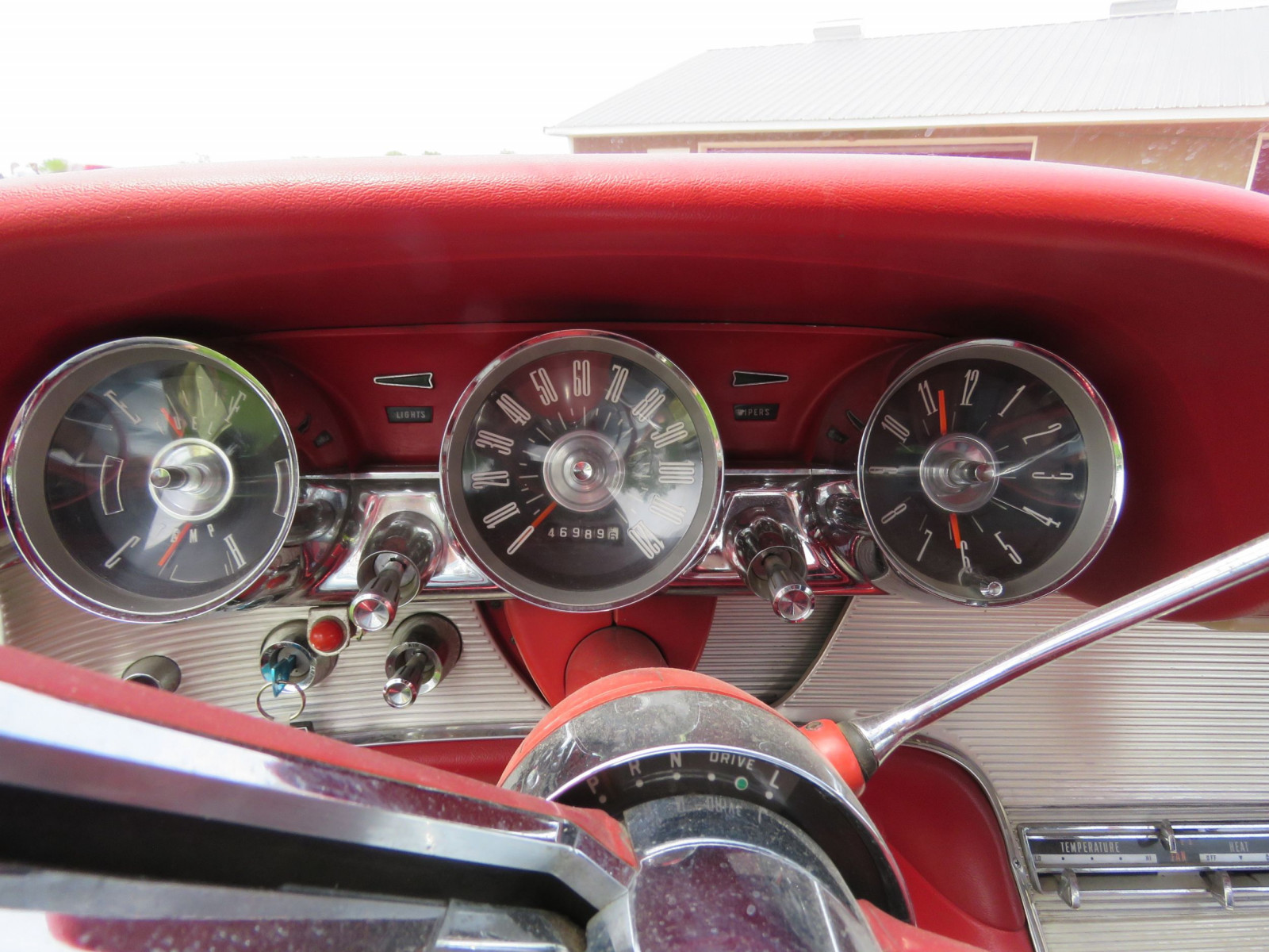 1962 Ford Thunderbird Convertible - Image 9