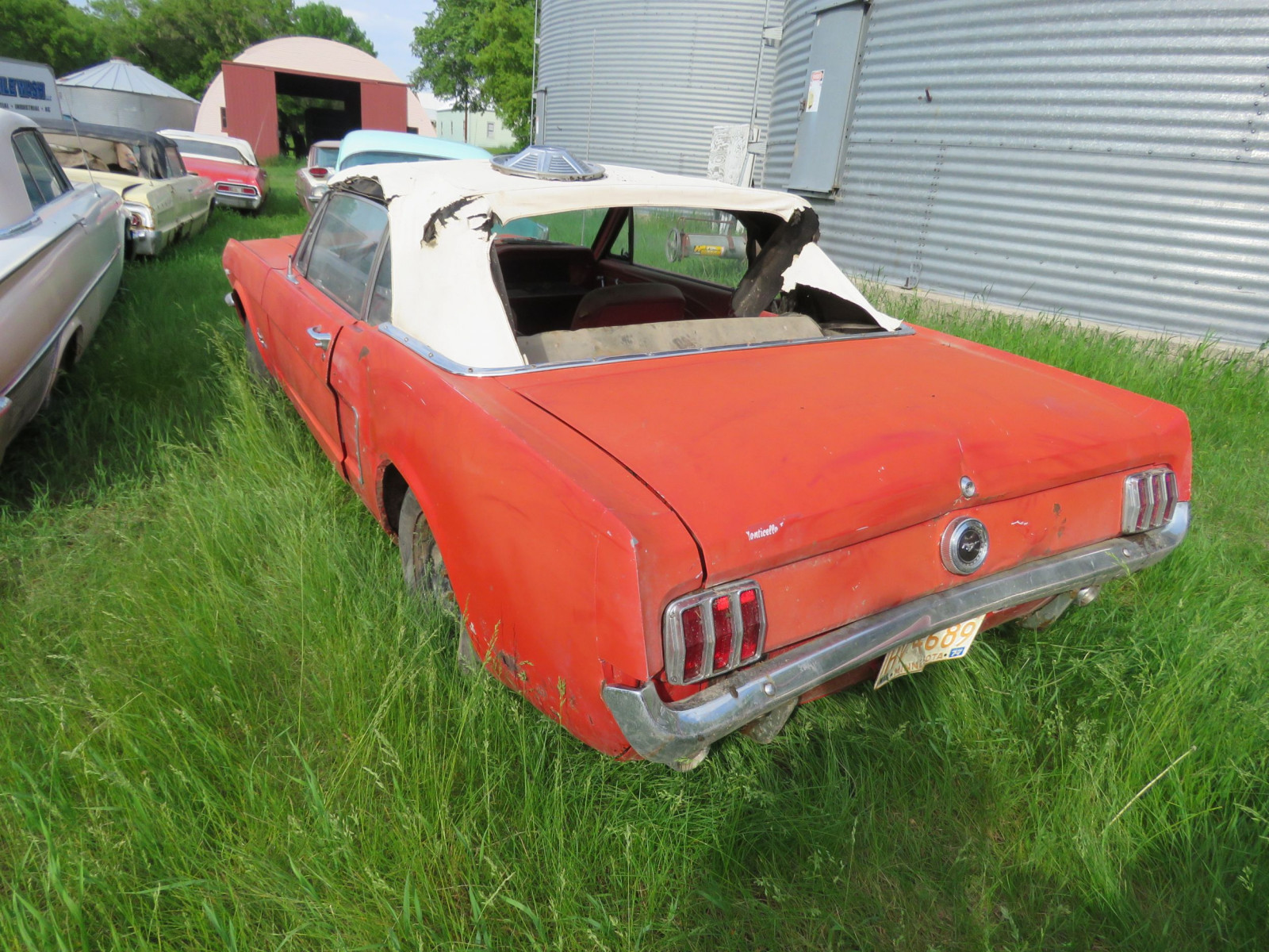 1965 Ford Mustang Convertible - Image 4