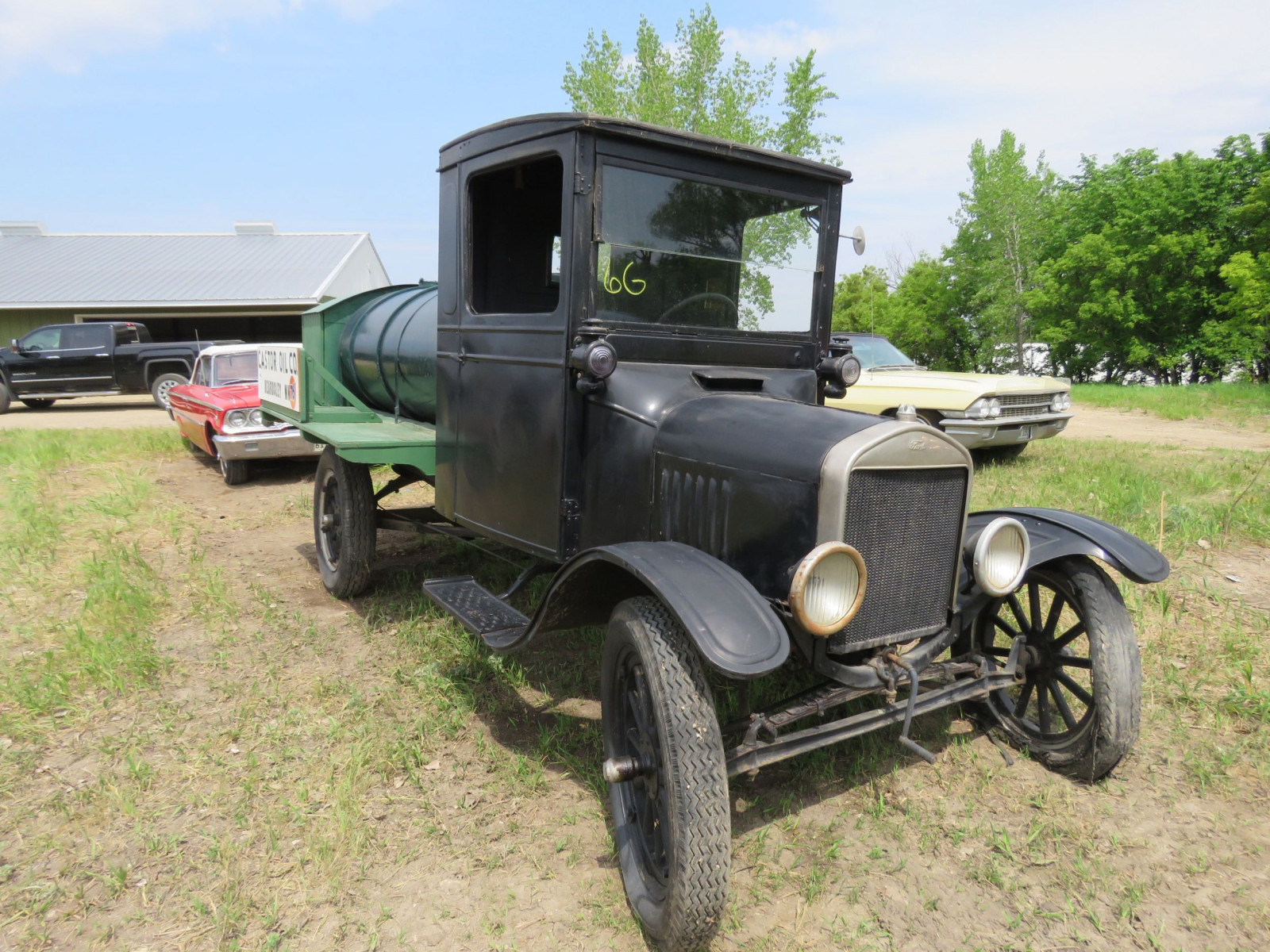 1924 Ford Model T Gas Truck - Image 1