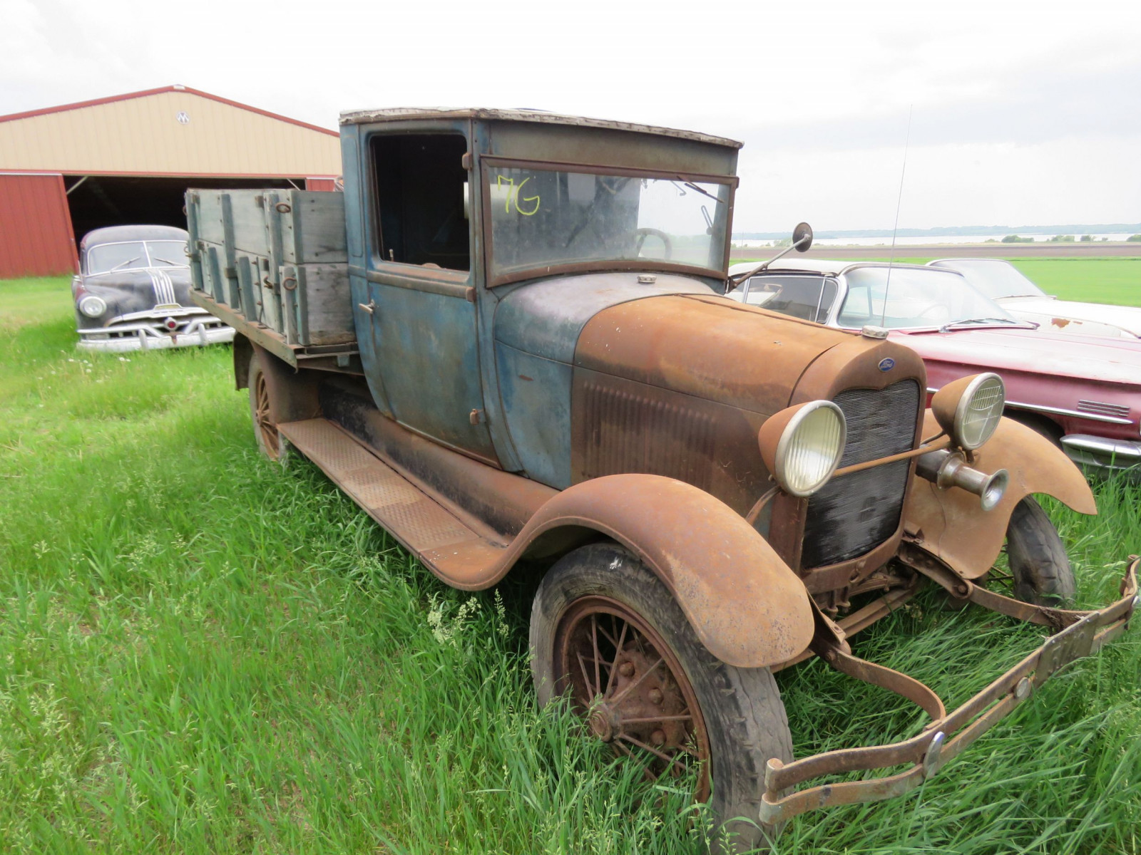 1928 Ford Model A Truck - Image 1